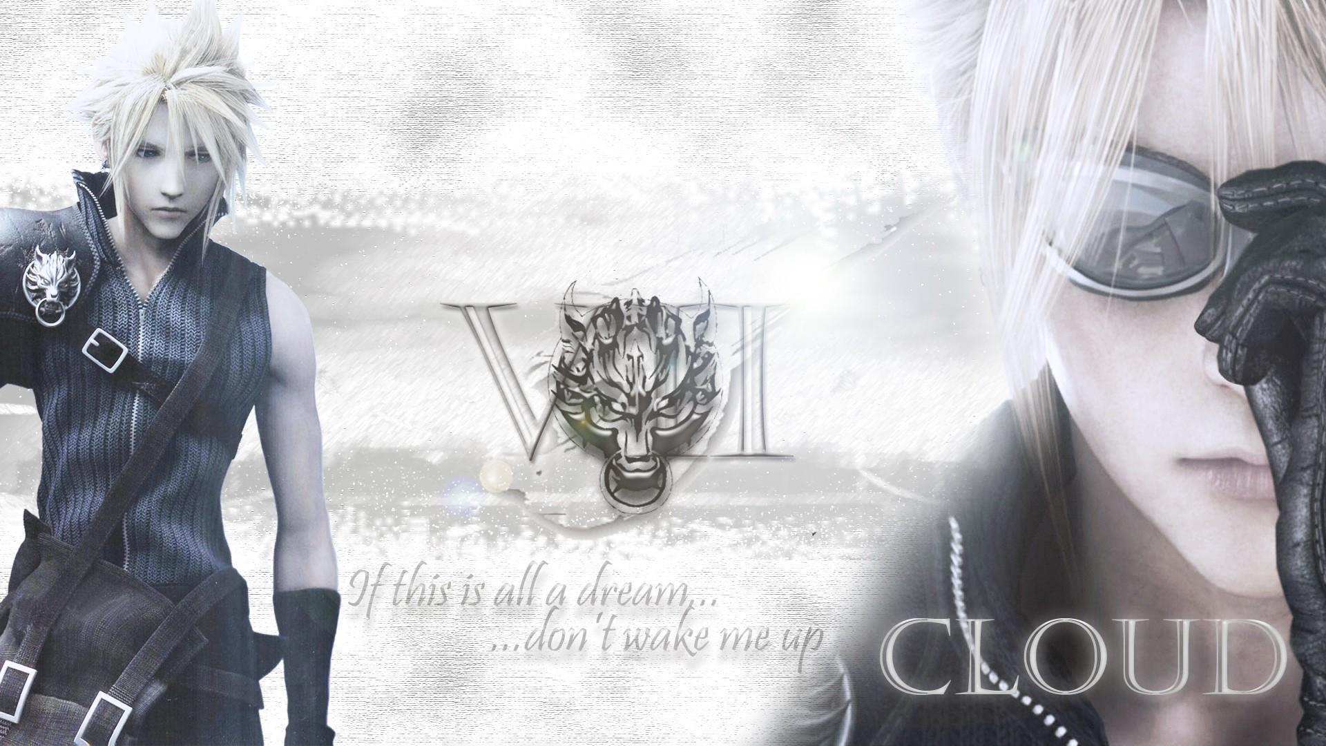 Final Fantasy, Cloud Strife, Final Fantasy VII, Video Games, Square Enix  Wallpapers HD / Desktop and Mobile Backgrounds