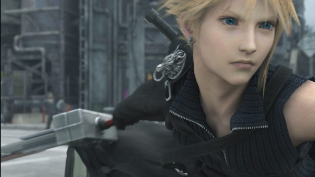 Movies Final Fantasy Cloud Strife Final Fantasy Vii Advent