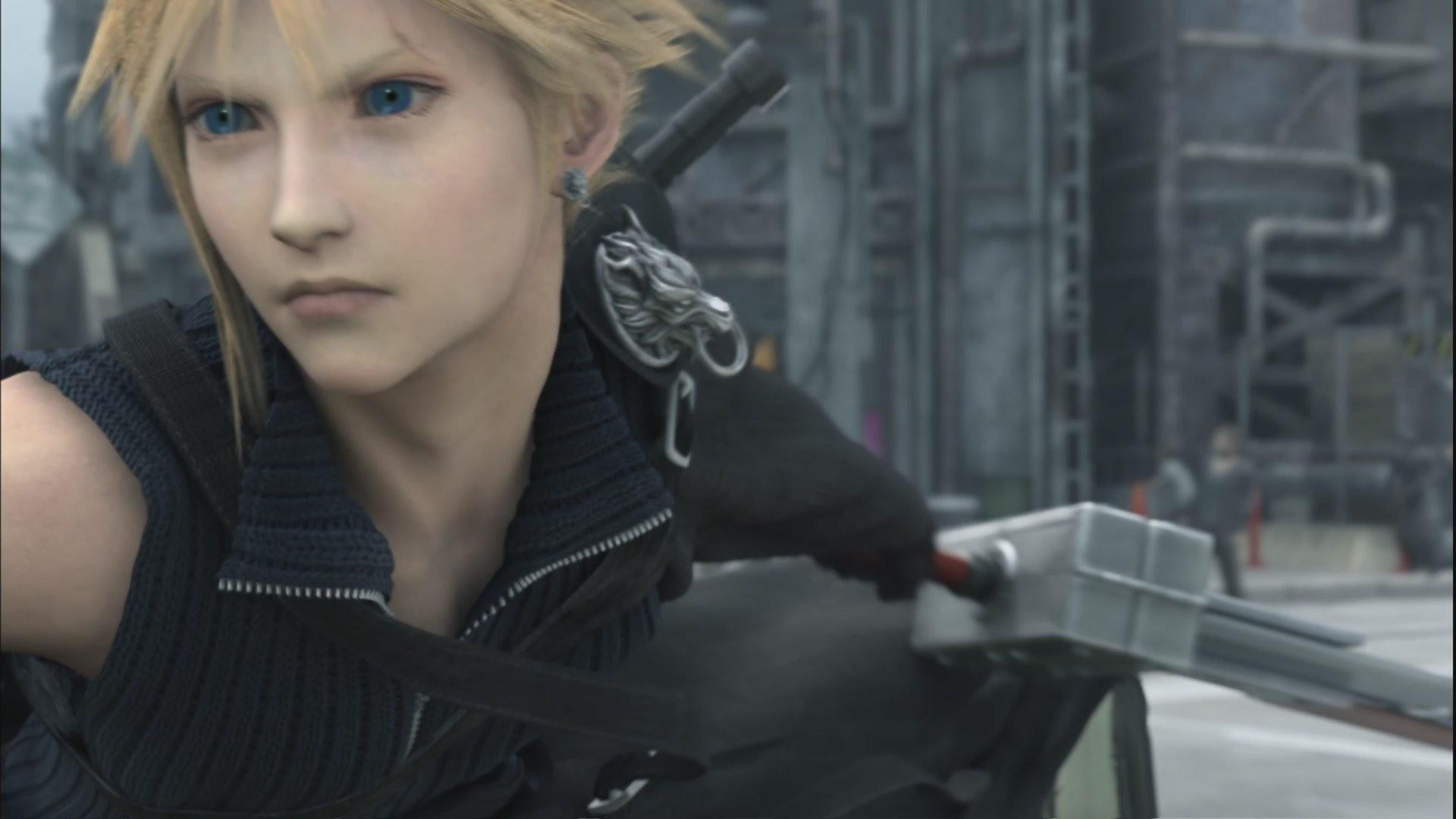 Movies Final Fantasy Cloud Strife VII Advent Children …