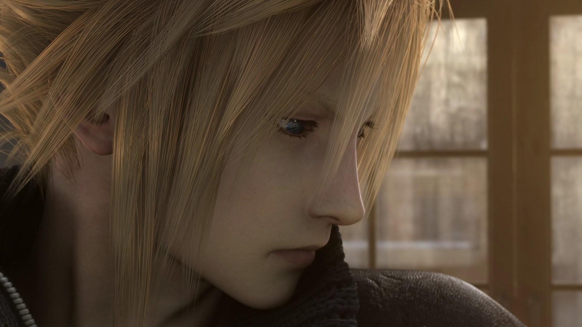 Final Fantasy Final Fantasy VII Advent Children Cloud Strife .