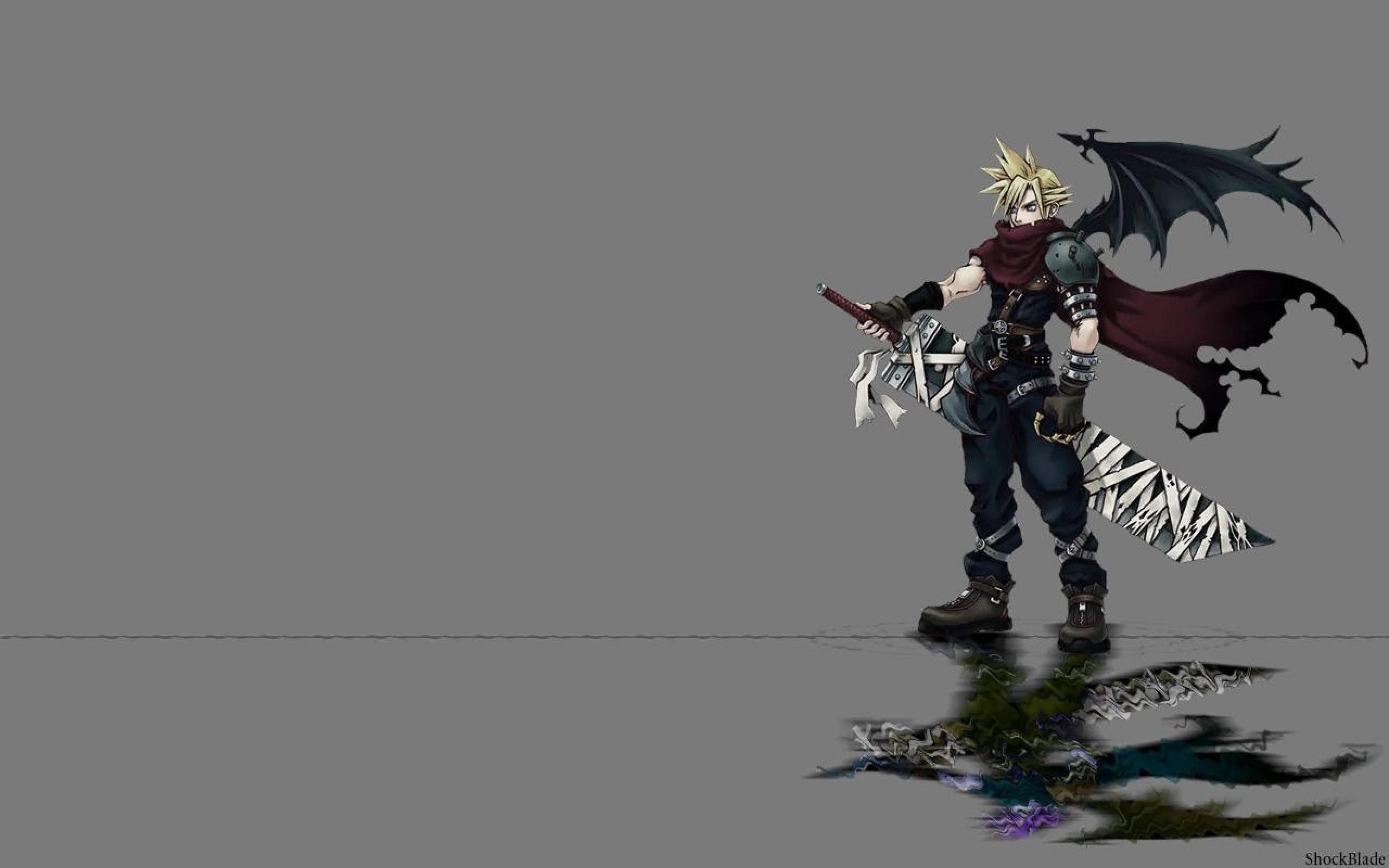 Kingdom Hearts Cloud. SHARE. TAGS: Final Fantasy Games