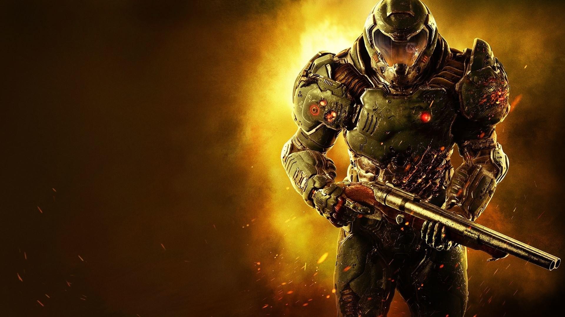 HD Wallpaper   Background ID:682604. Video Game Doom …