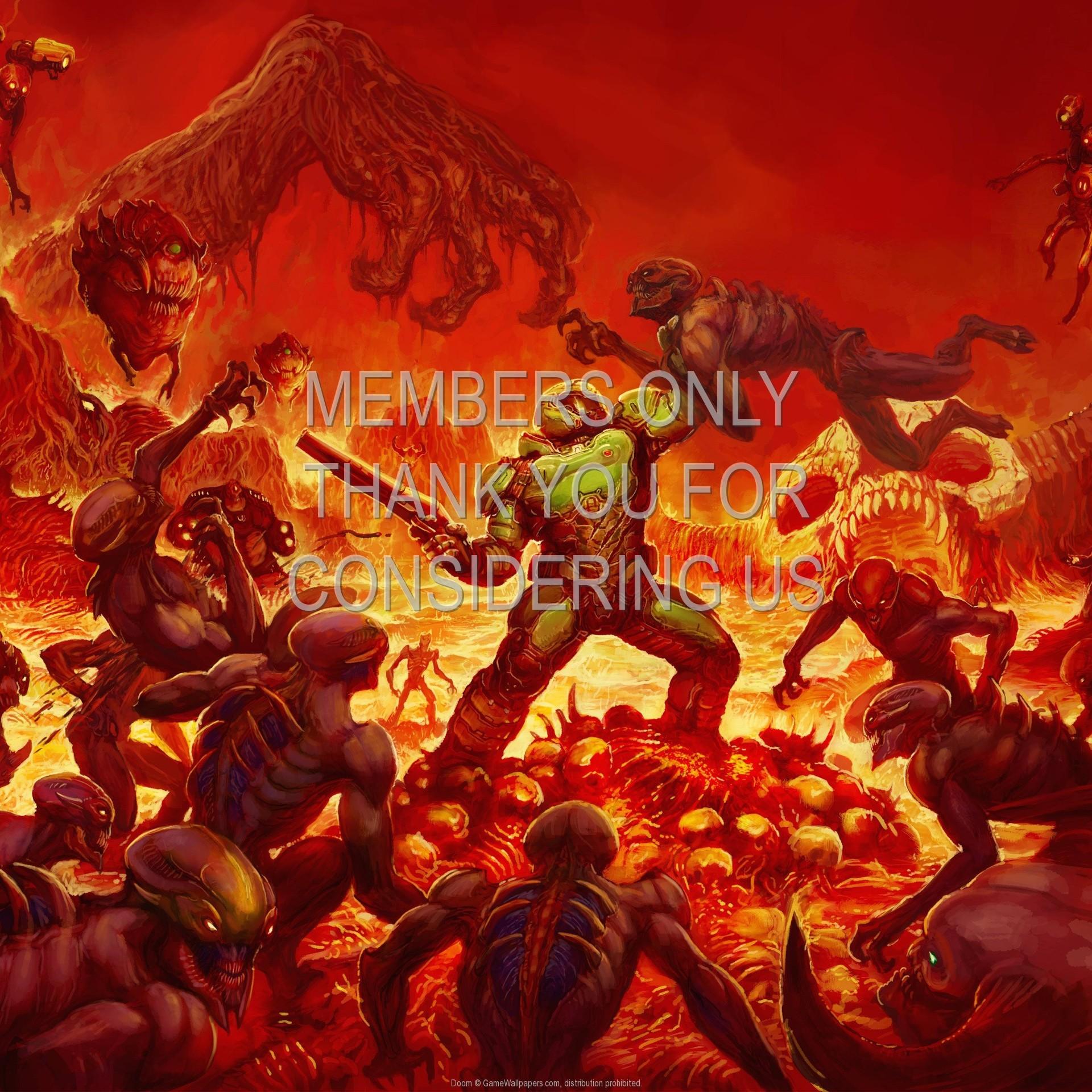 Doom 1920×1080 Mobile wallpaper or background 05