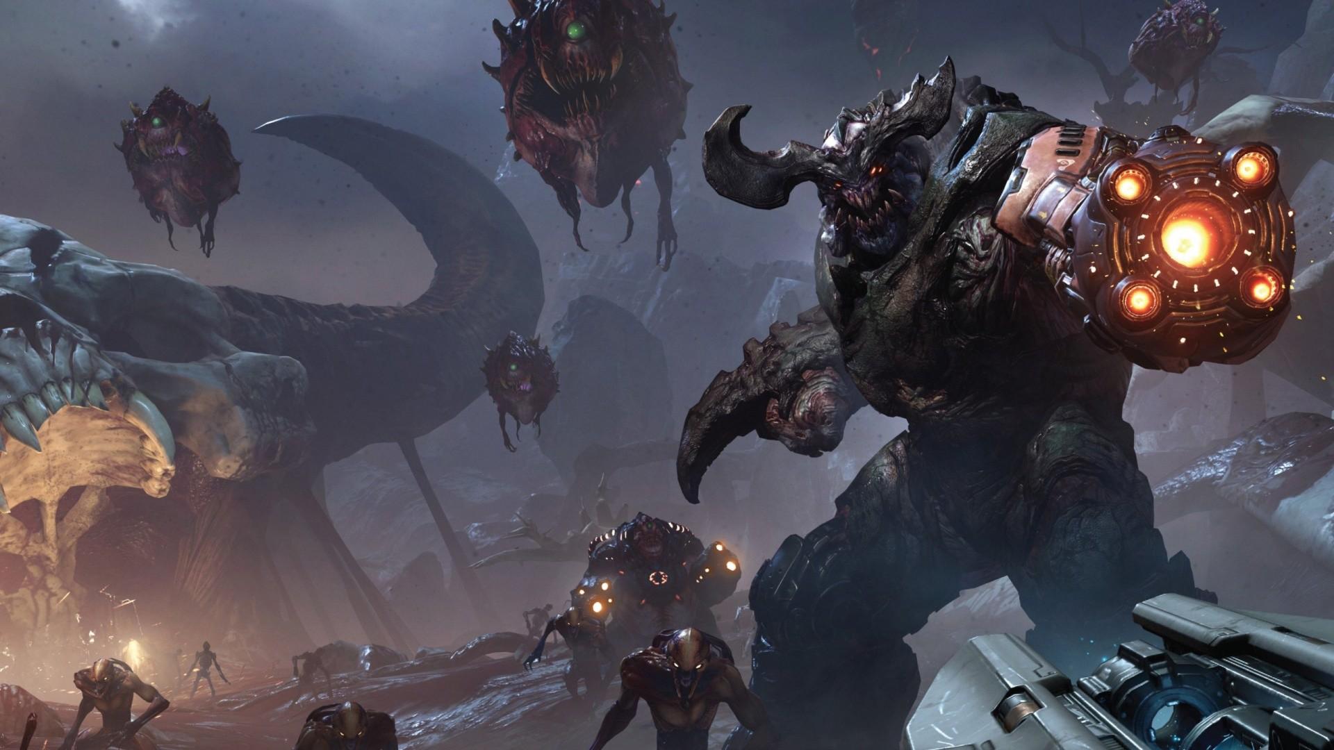 Gameinformer Doom 2016