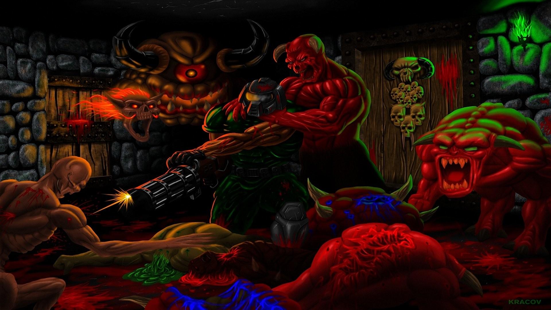 Brutal Doom #13