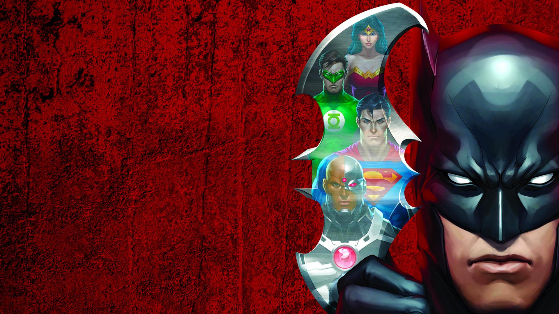 Movie – Justice League: Doom Wallpaper