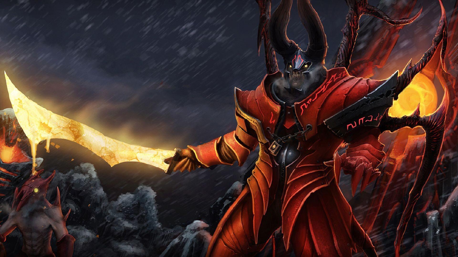 Lucifer: The Doom Bringer Wallpaper