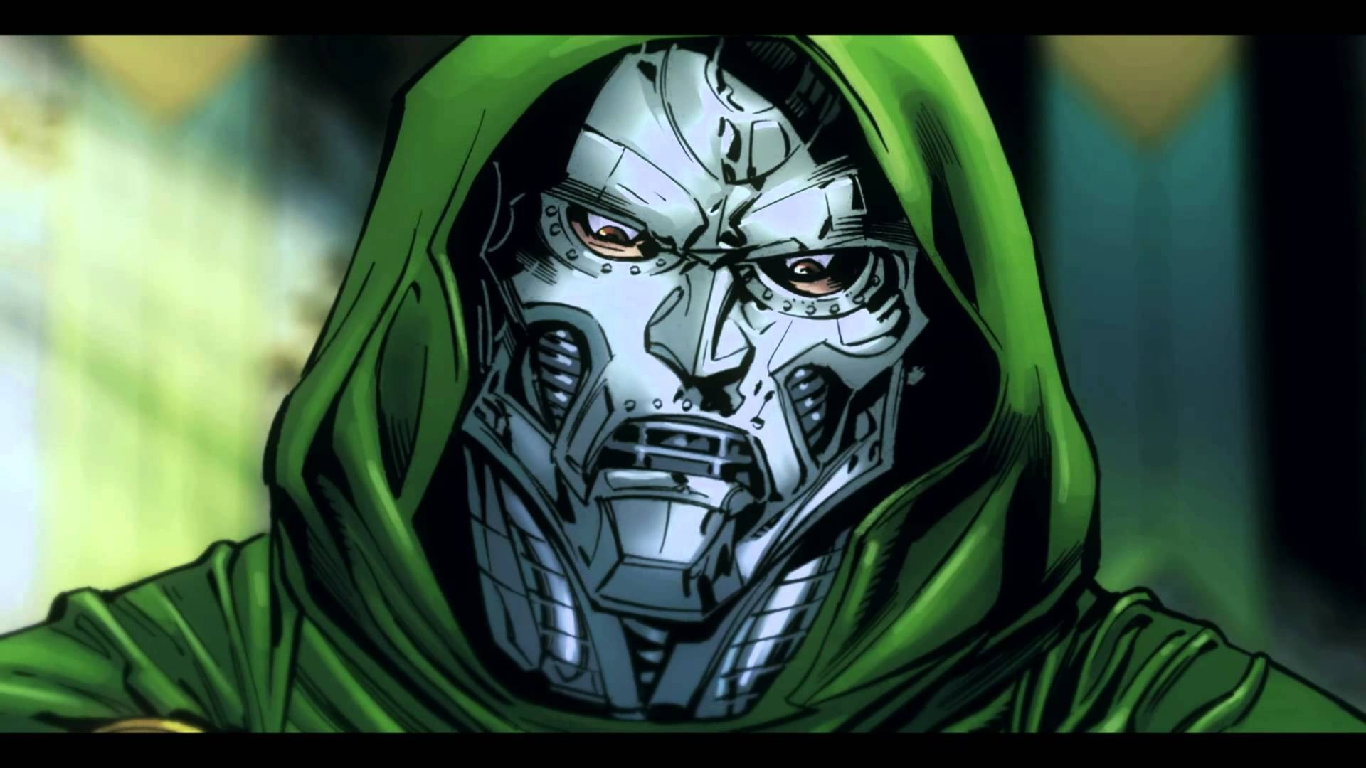 px Quality Cool doctor doom wallpaper by Hilton Brook for : NS.com