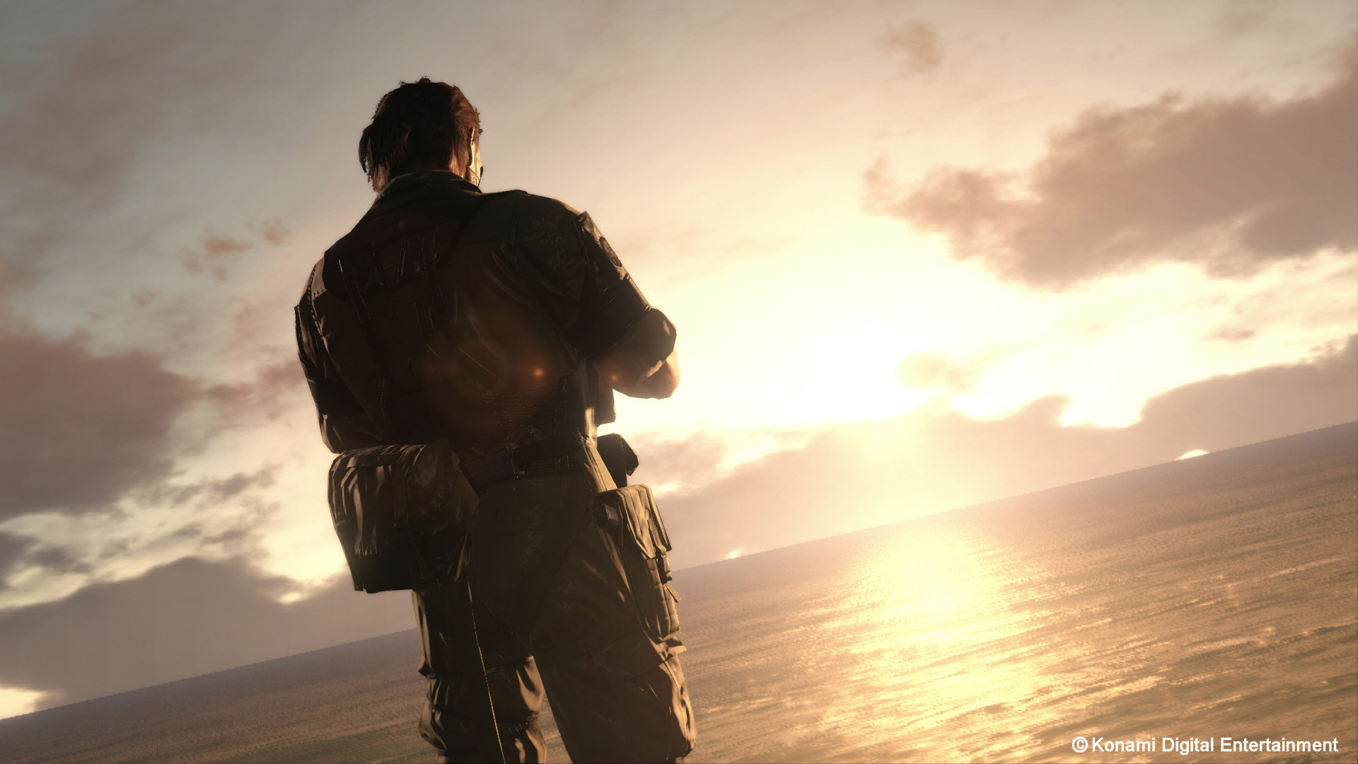 Metal Gear Solid V: The Phantom Pain. HD Wallpapers …