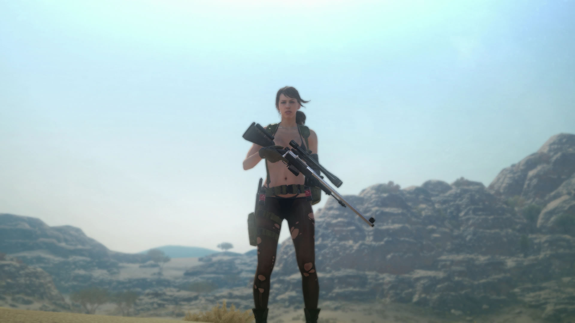 Feast your eyes on a ton of beautiful new MGSV:TPP screenshots