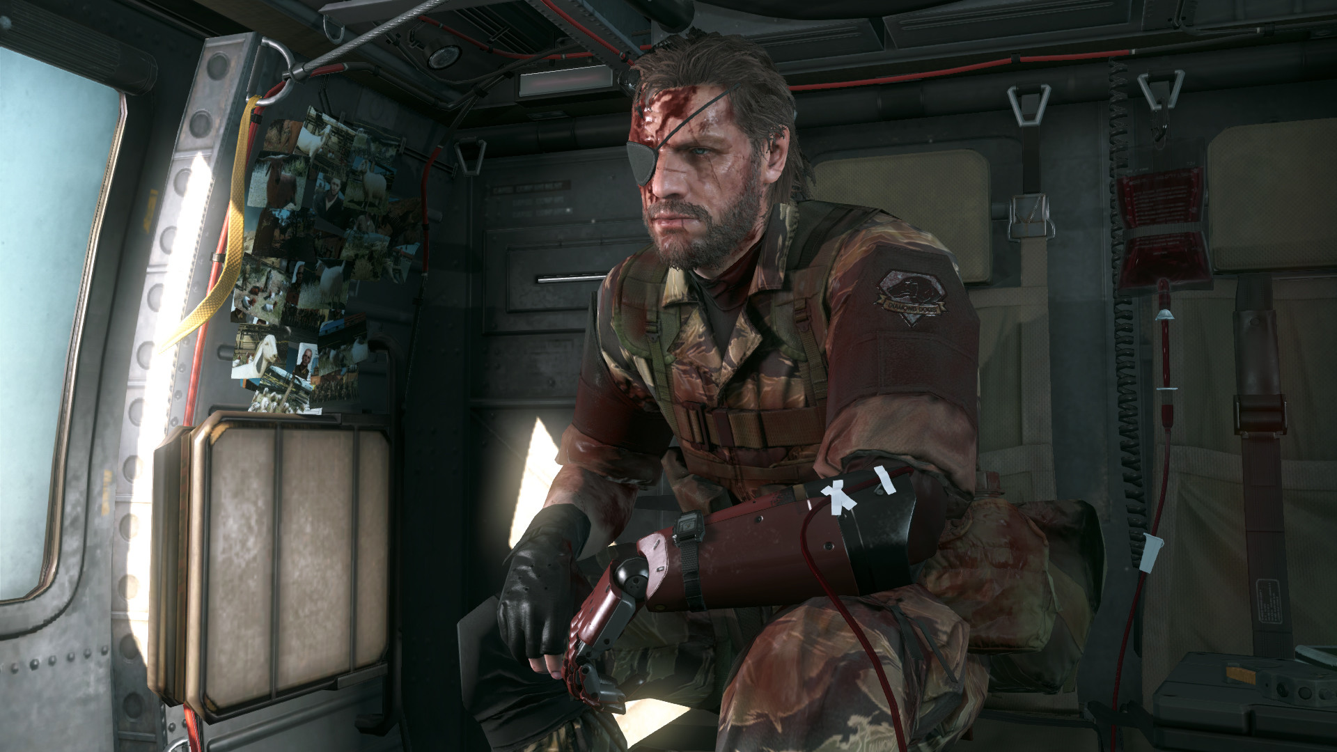 Video Game – Metal Gear Solid V: The Phantom Pain Big Boss (Metal Gear