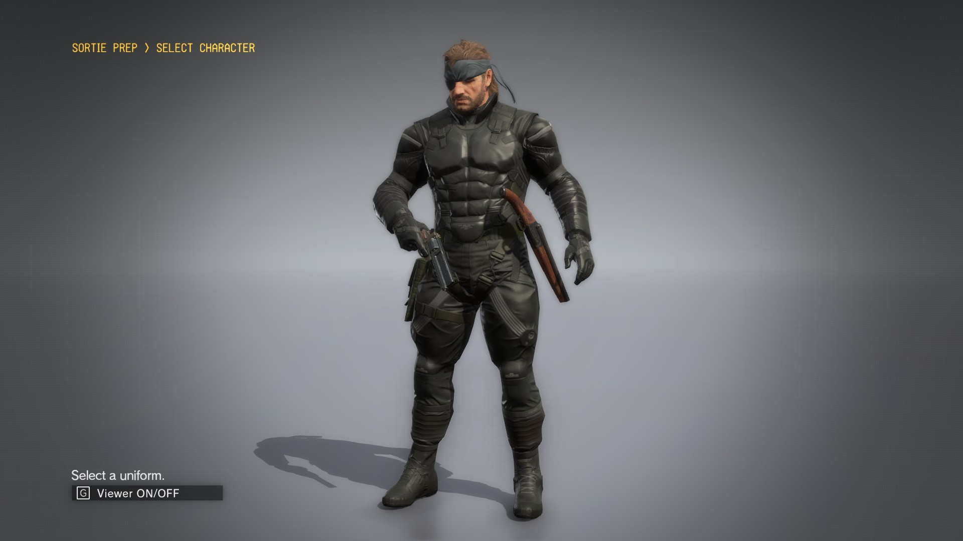 Darker MGSV Sneaking Suit at Metal Gear Solid V: The Phantom Pain Nexus –  Mods and community