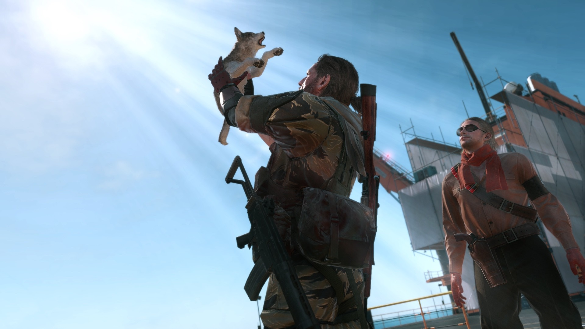 I could write at length about all of the stuff that MGS5 does well, but  frankly, I don't think the internet needs another article explaining what  MGS5 does …