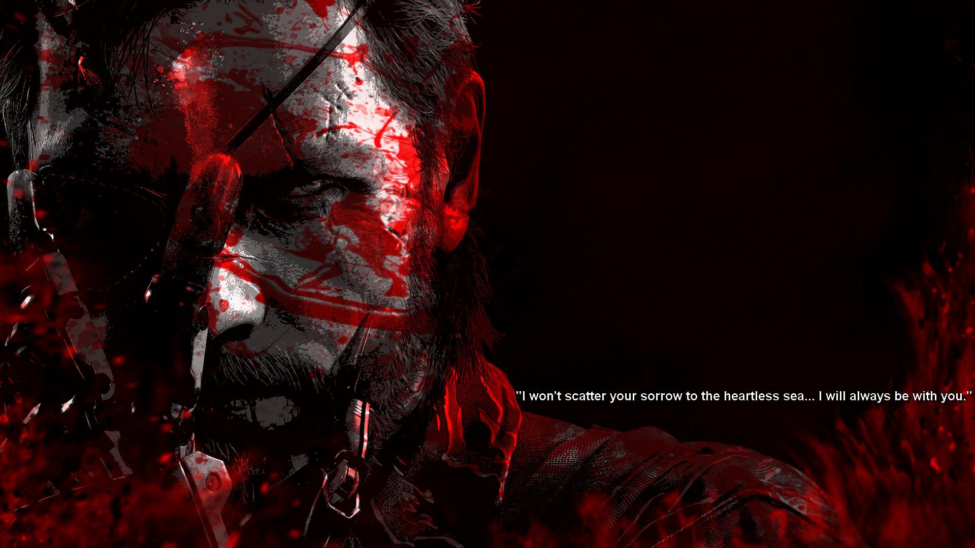 368 <b>Metal Gear Solid</b> HD <b>Wallpapers