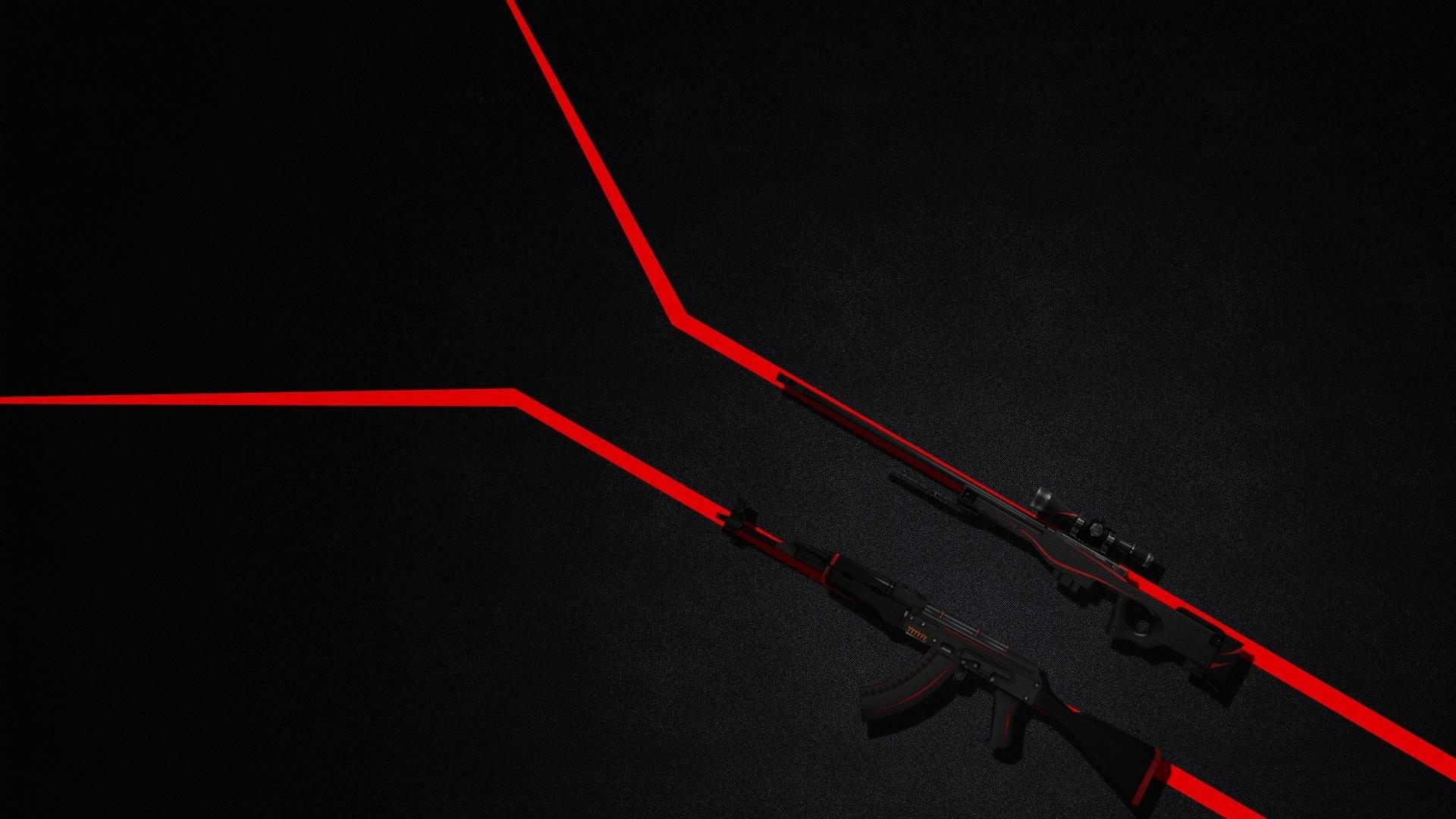 Redline Counter Strike CS CS:GO AK47 AWP wallpaper     743799    WallpaperUP