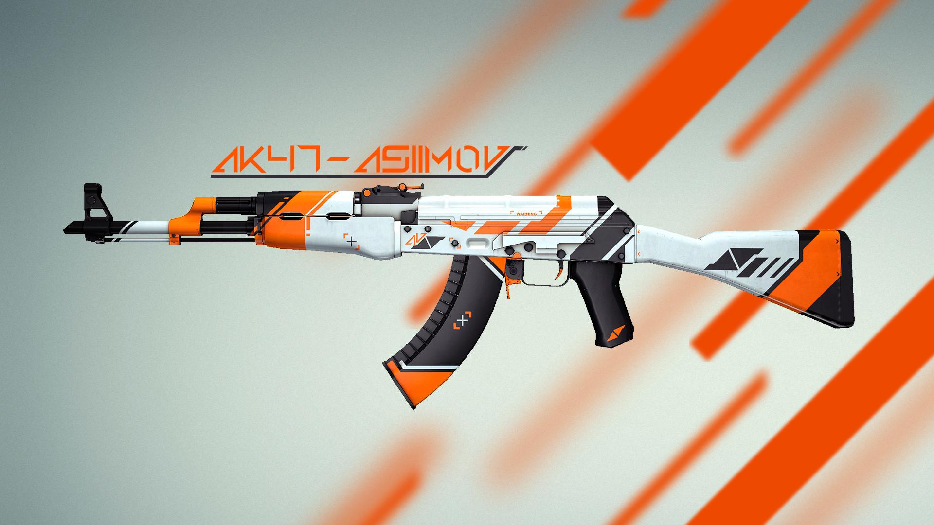 AK47 Asiimov …