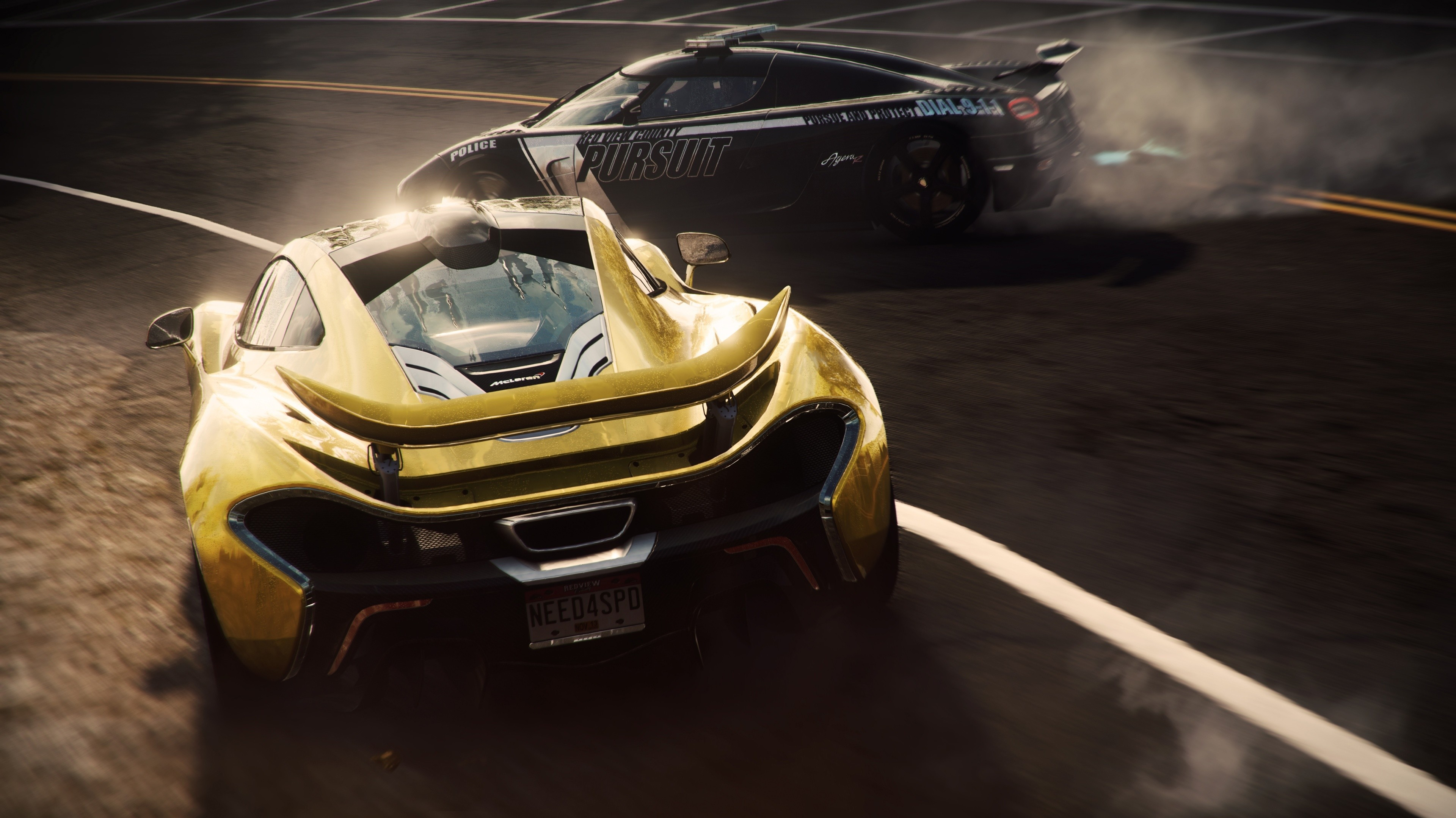 Preview wallpaper need for speed rivals, nfs rivals, need for speed,  mclaren p1