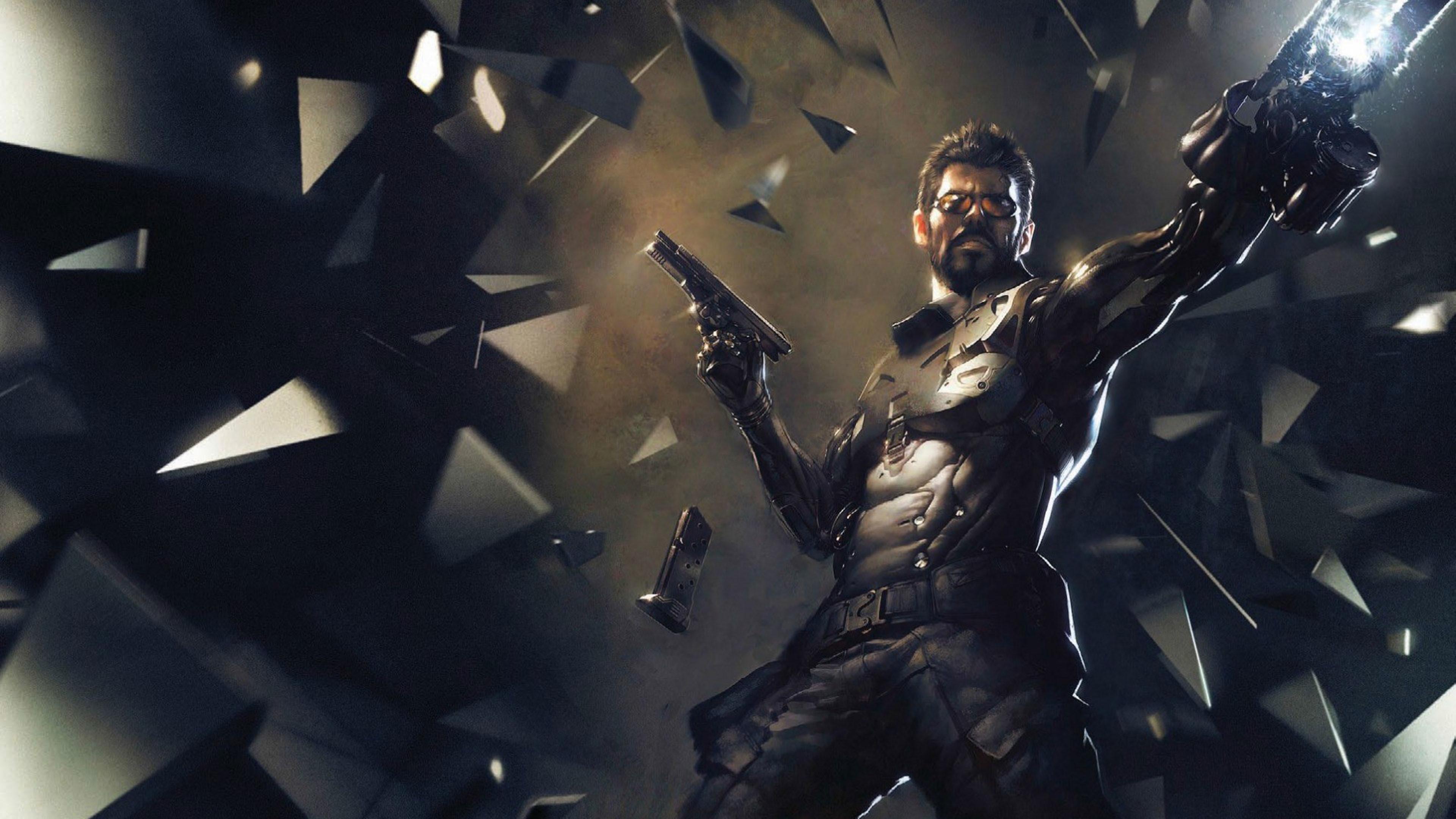 Deus Ex: Mankind Divided 4K Wallpaper …
