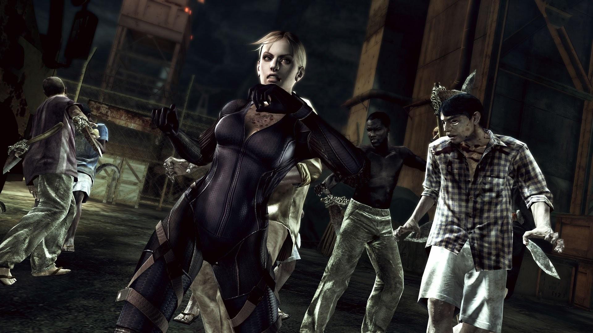 Jill Valentine Resident Evil 5