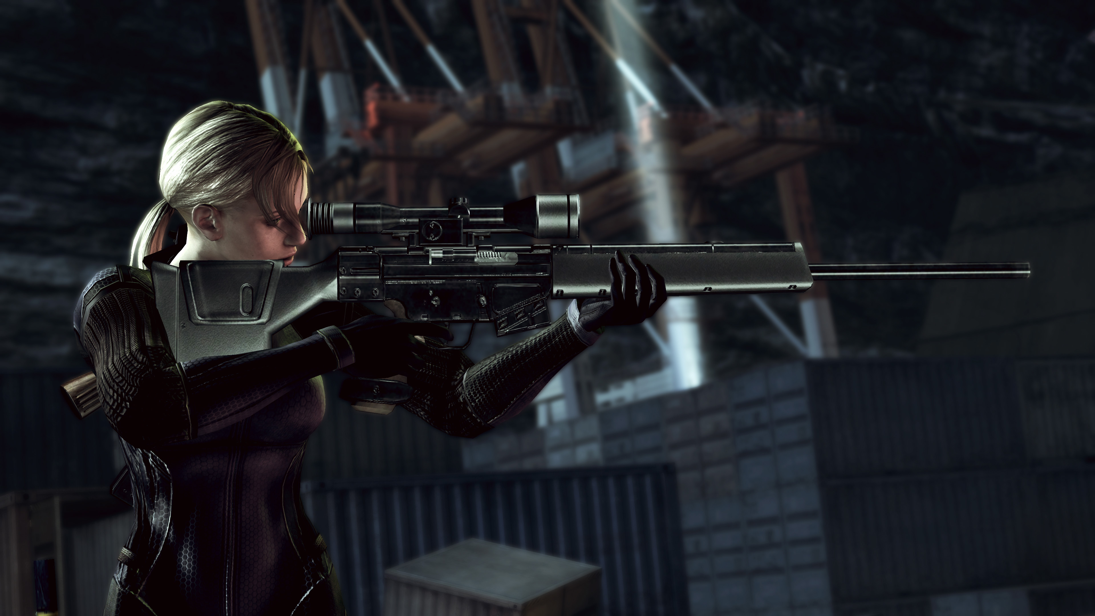 13 4K Ultra HD Resident Evil Wallpapers | Backgrounds – Wallpaper Abyss