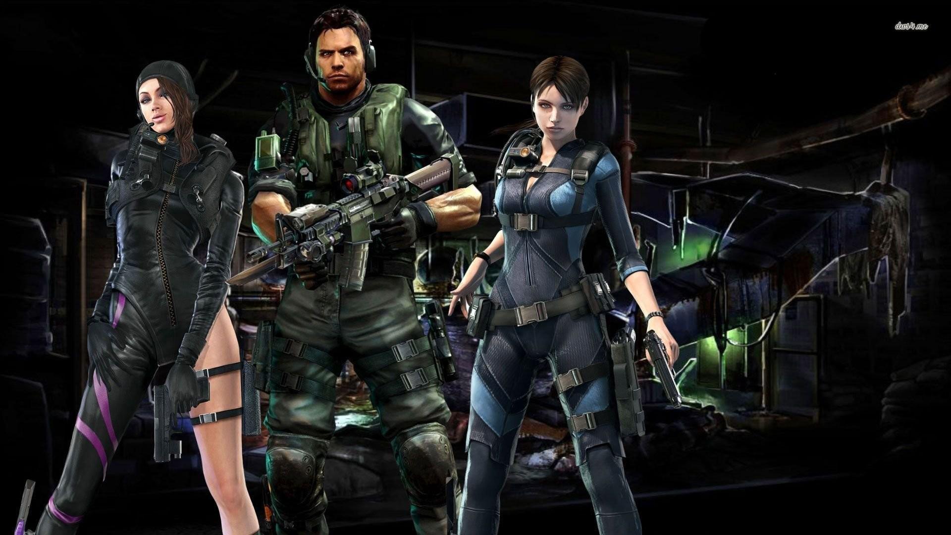Jill Valentine Resident Evil Revelations 553668 …