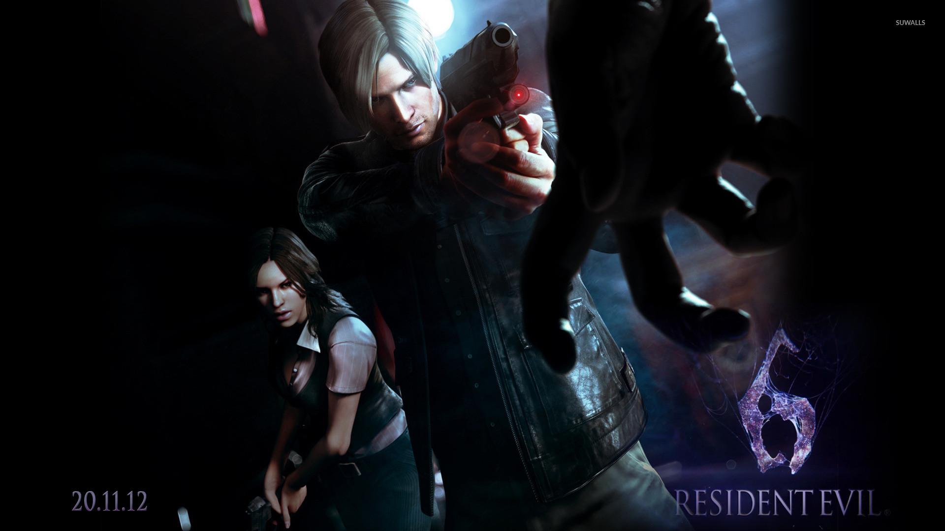 Resident Evil 6 [3] wallpaper jpg