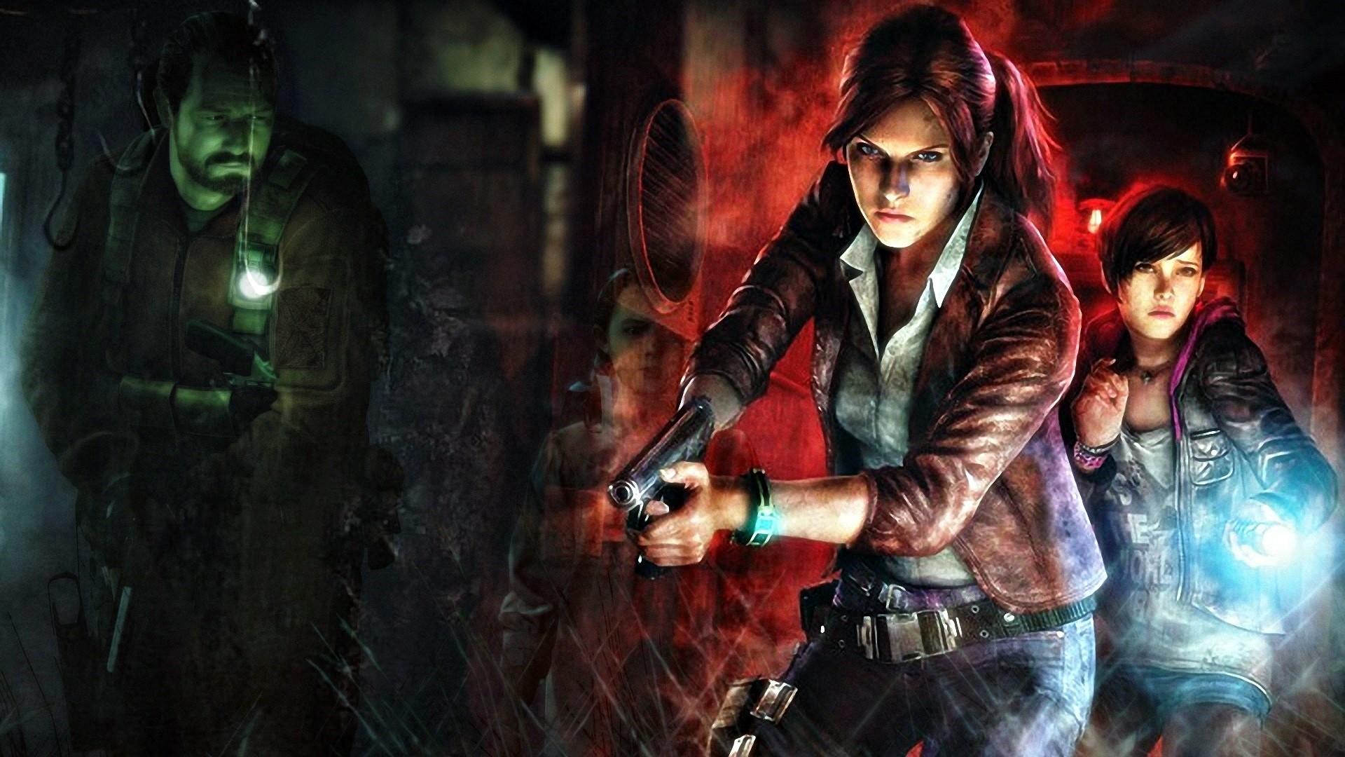 18 Resident Evil: Revelations HD Wallpapers | Backgrounds