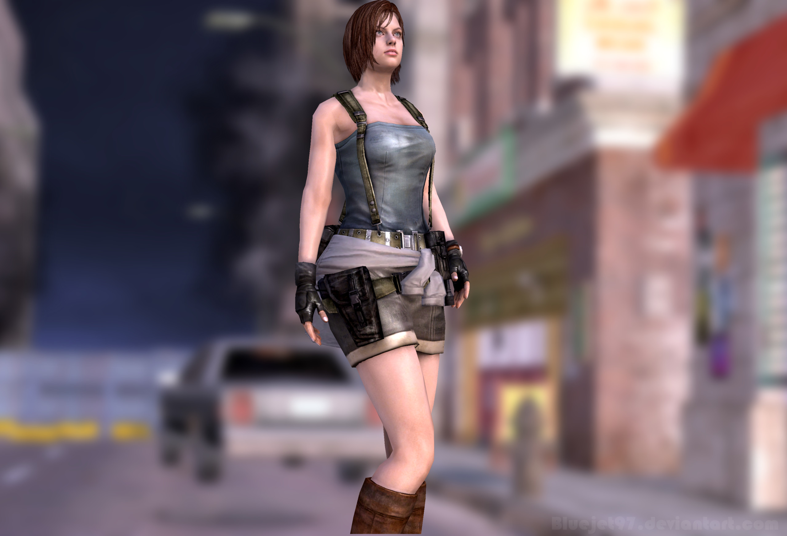 Jill Valentine images Resident Evil Operation Raccoon City HD wallpaper and  background photos
