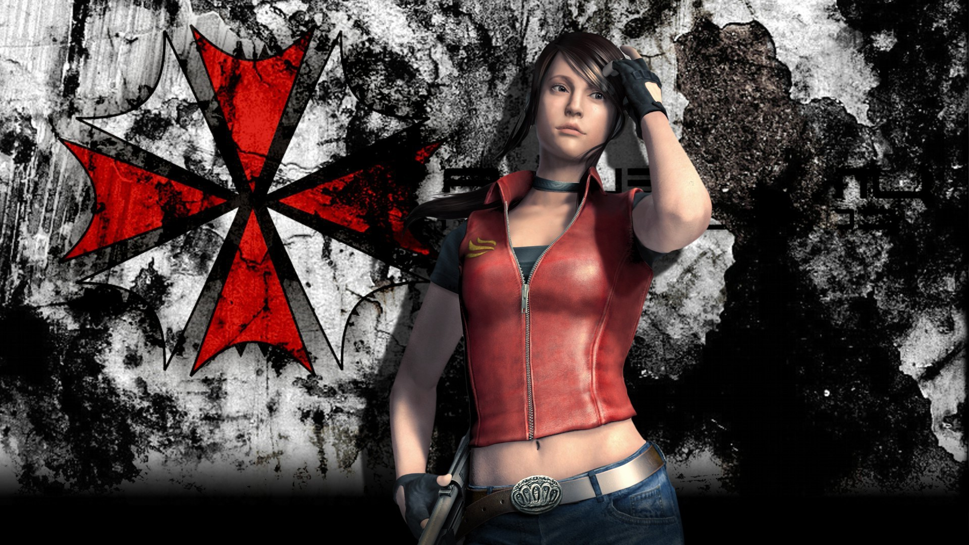 Resident Evil, Video Games, Claire Redfield