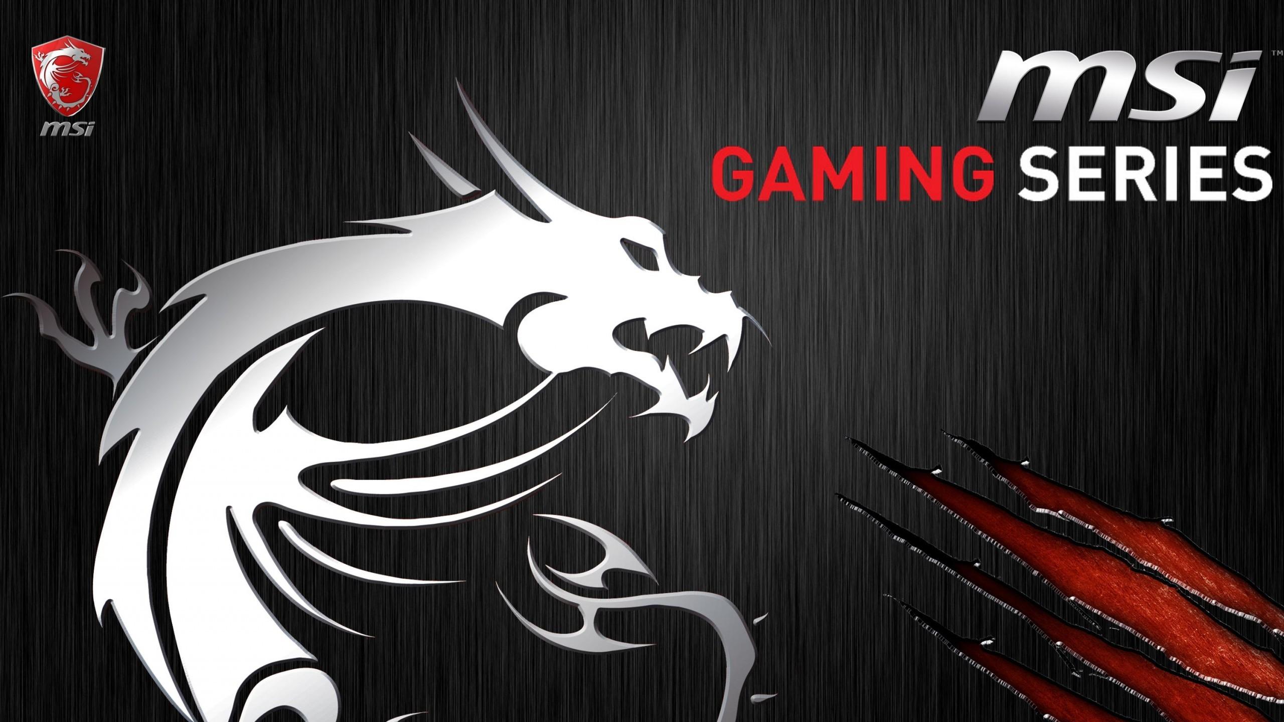 Msi gaming Wallpaper – 2560×1440