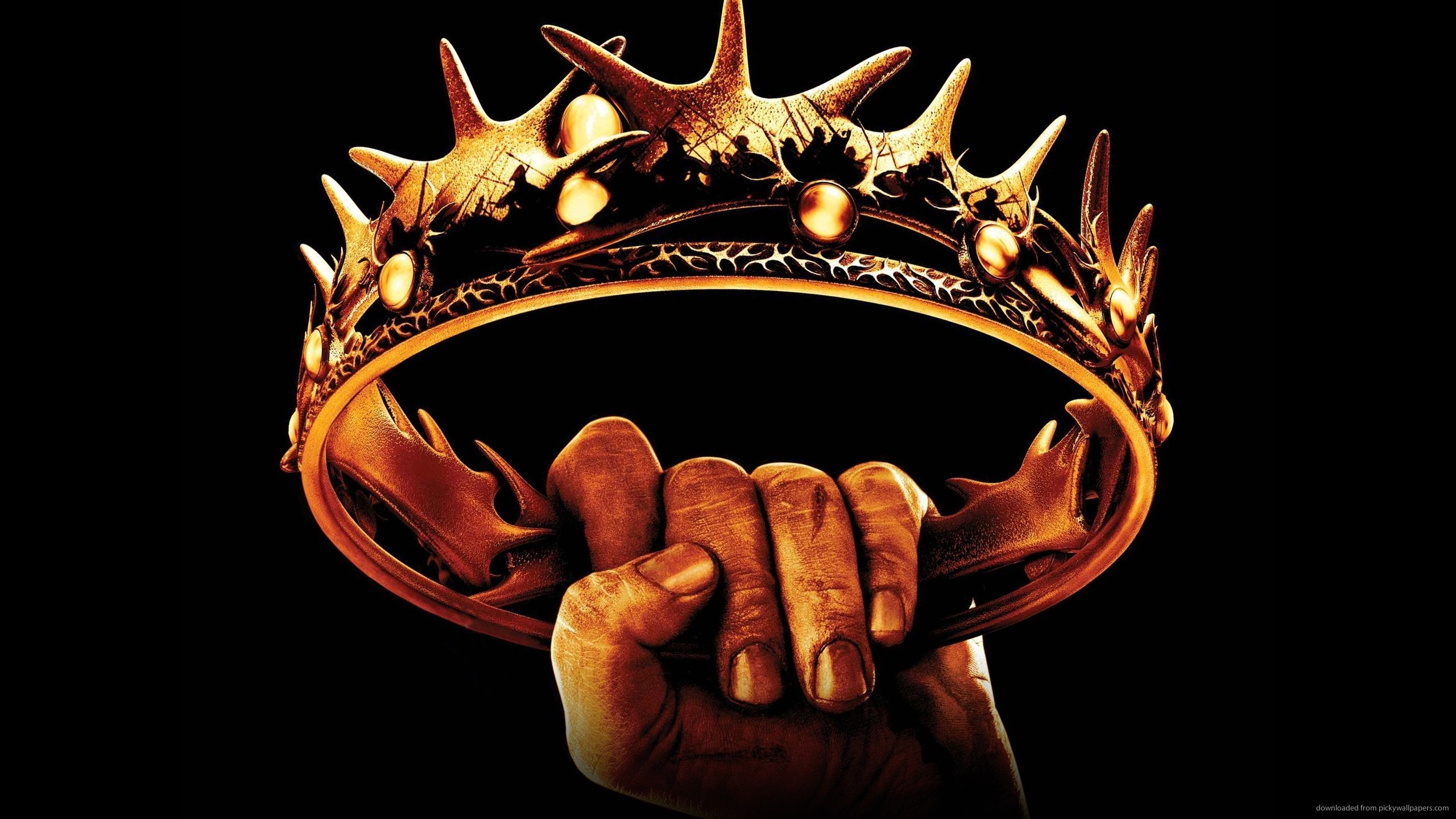 Game Of Thrones The Crown for 2560×1440
