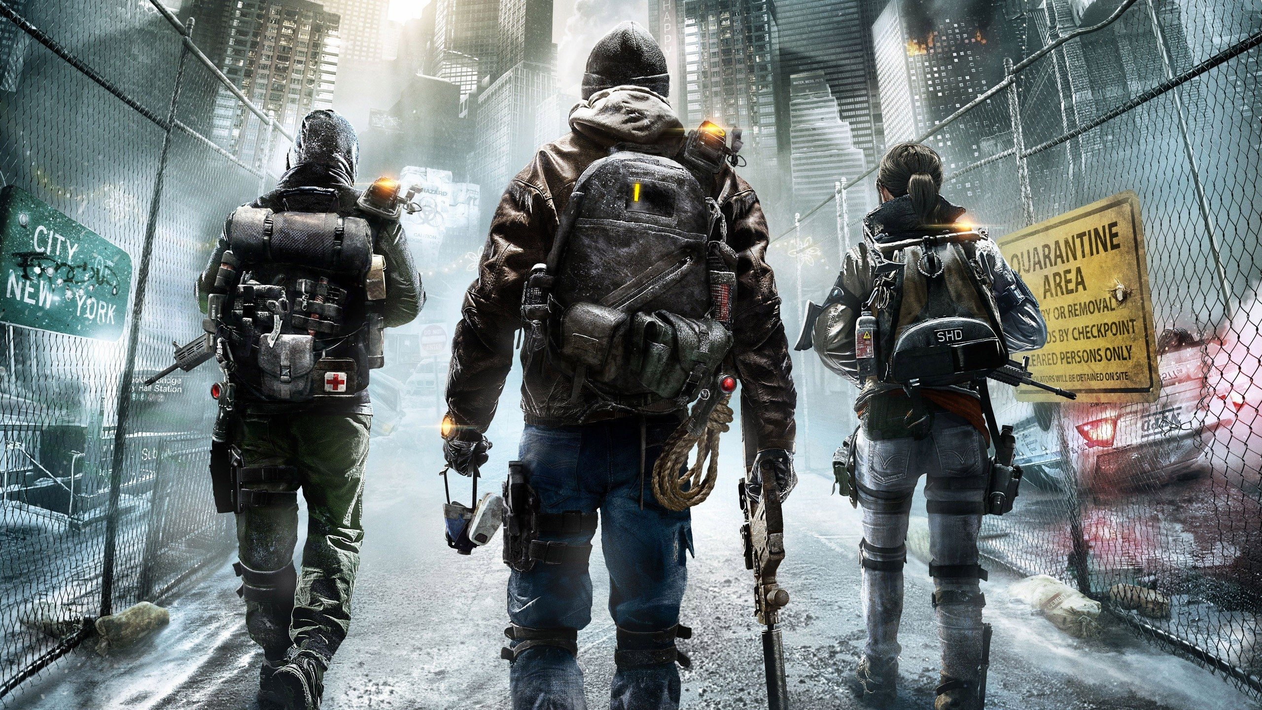 Tom Clancys The Division 2015 Game Desktop Wallpaper. November 27, 2014. in  Wallpapers …