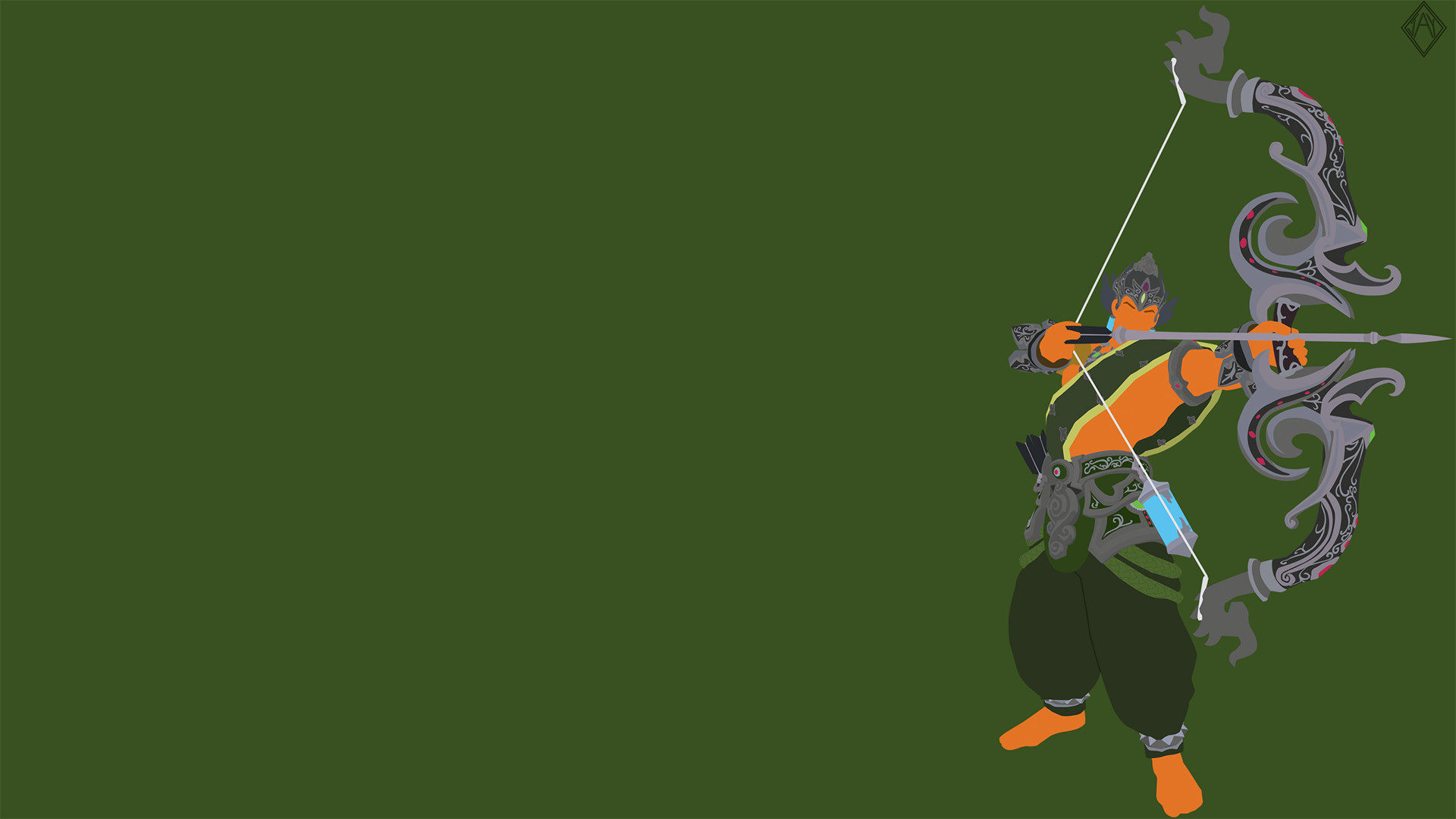 Video Game – Smite Video Game Rama (Smite) Wallpaper