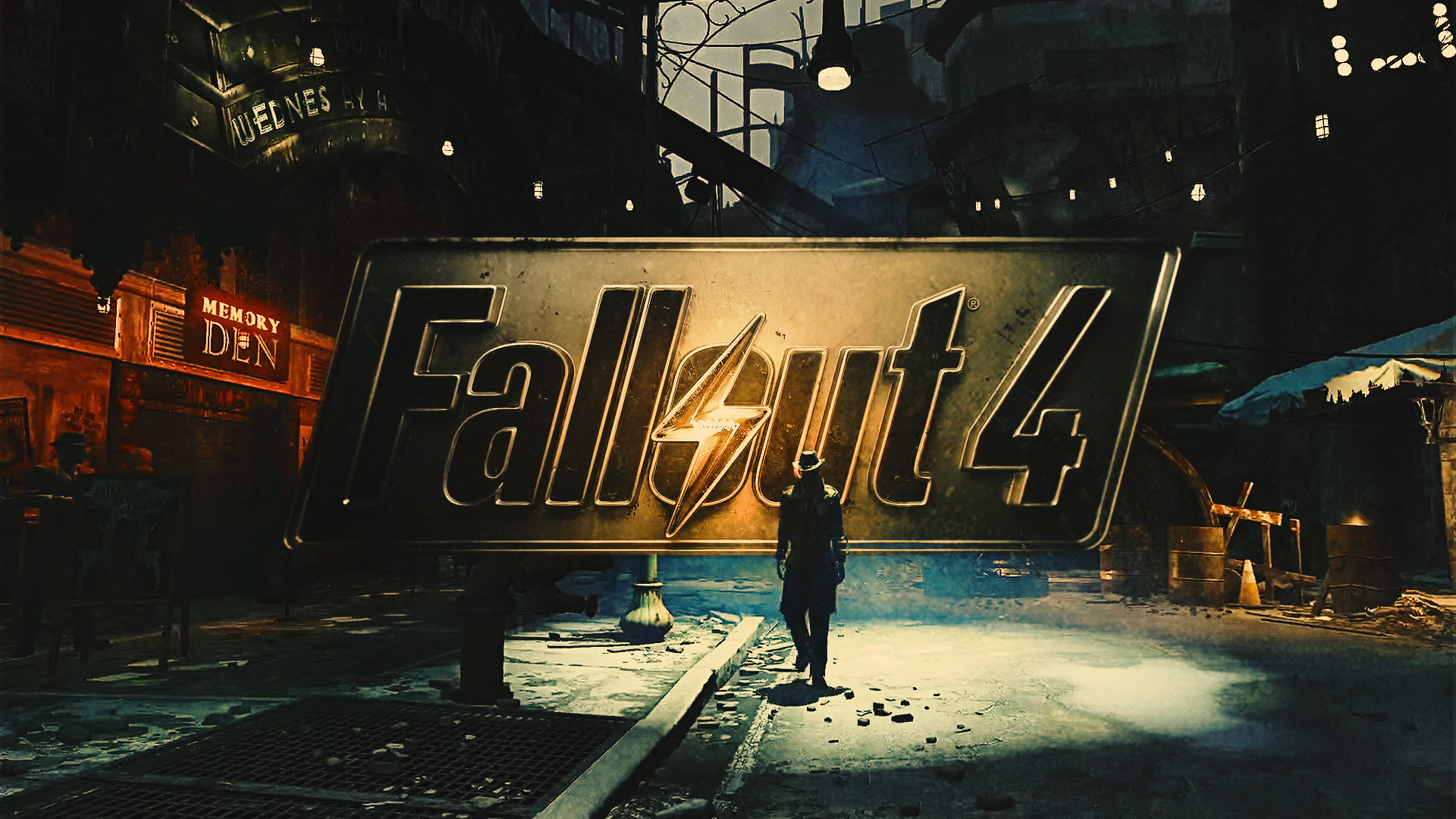 16 HD Fallout 4 Desktop Wallpapers For Free Download