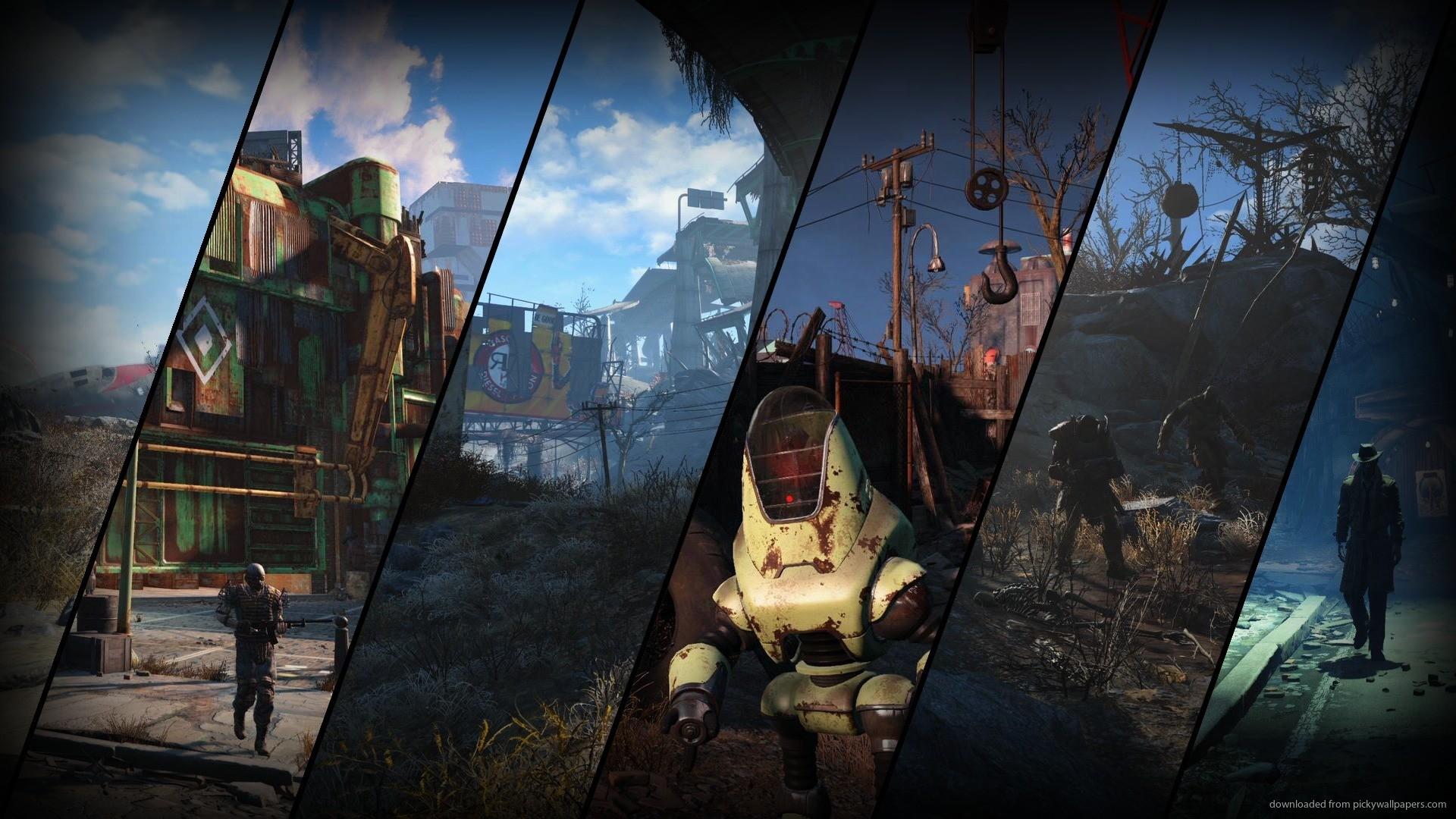 Fallout 4 Desktop Wallpaper picture