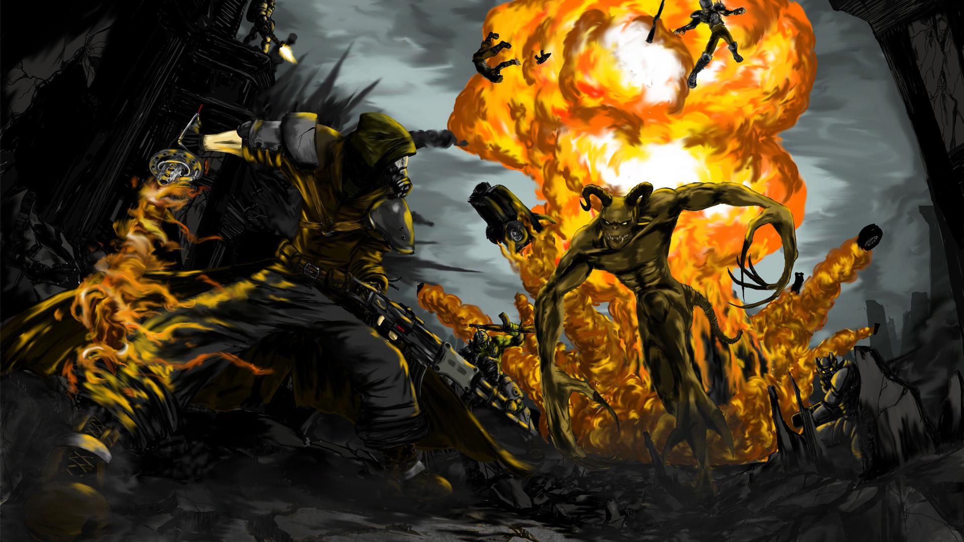 Fallout 3 Computer Wallpapers, Desktop Backgrounds | | ID .