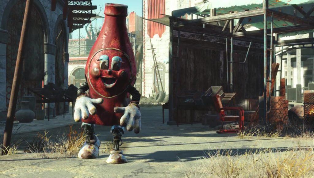 Fallout 4 Nuka World HD Desktop Wallpaper 09454