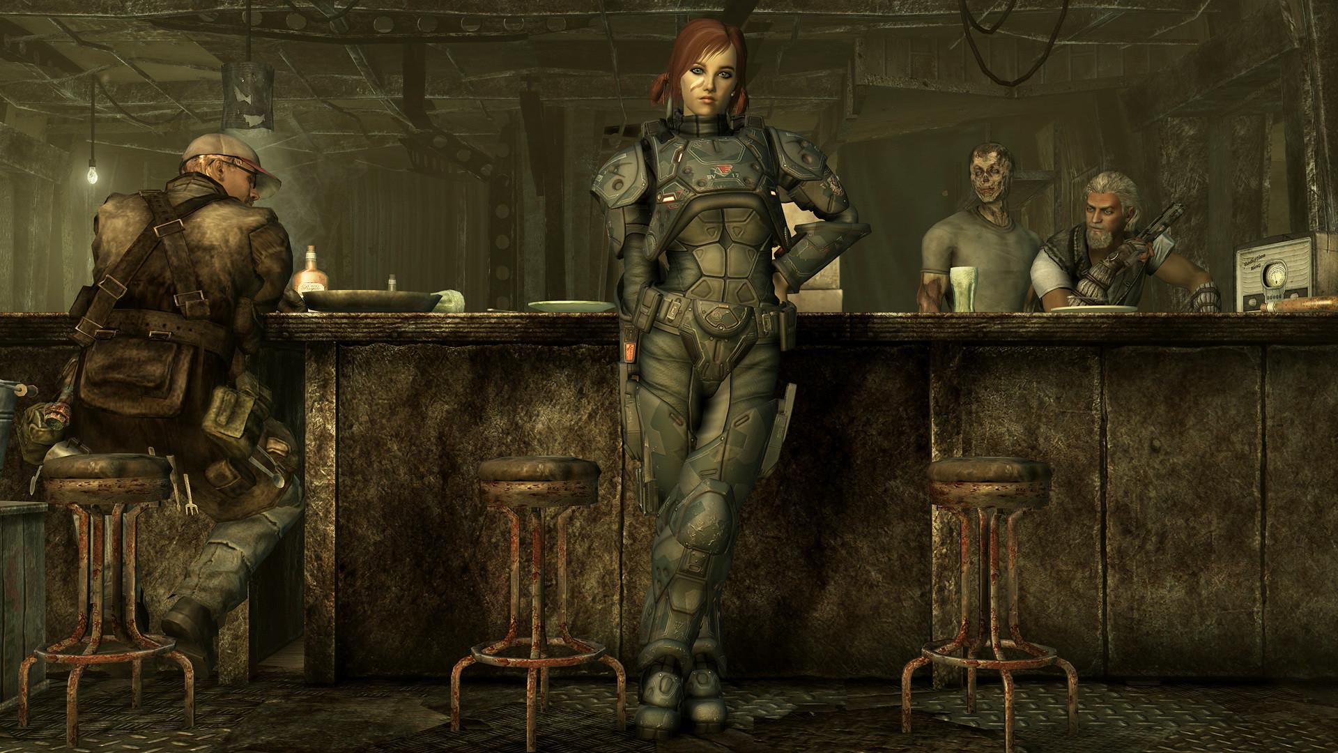 Fallout Computer Wallpapers, Desktop Backgrounds | | ID .