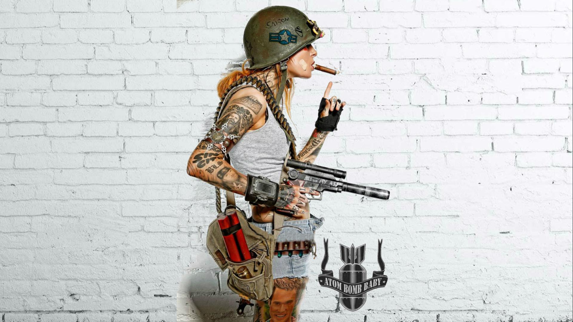 Atom-Bomb-Baby-Fallout-4-Game-Girl-Wallpaper-