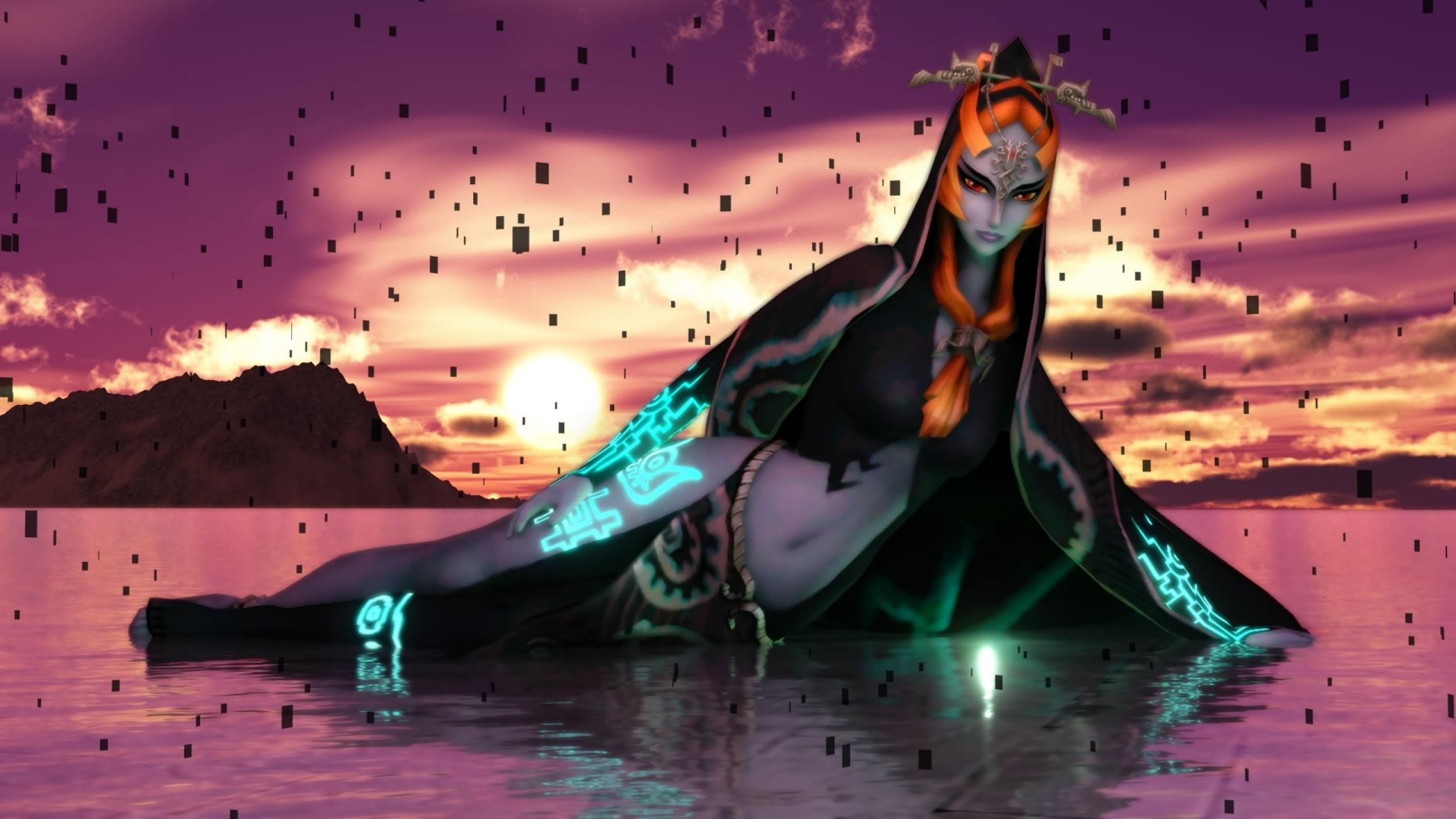 the legend of zelda midna Wallpaper HD