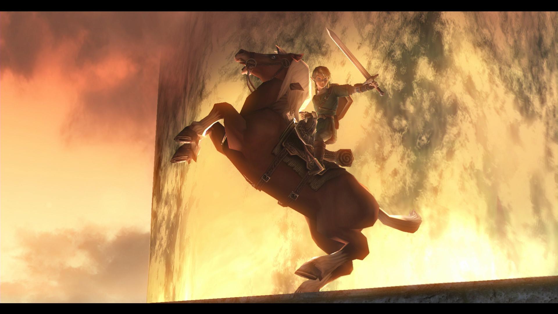 The Legend of Zelda: Twilight Princess HD for Wii U – Nintendo Game Details