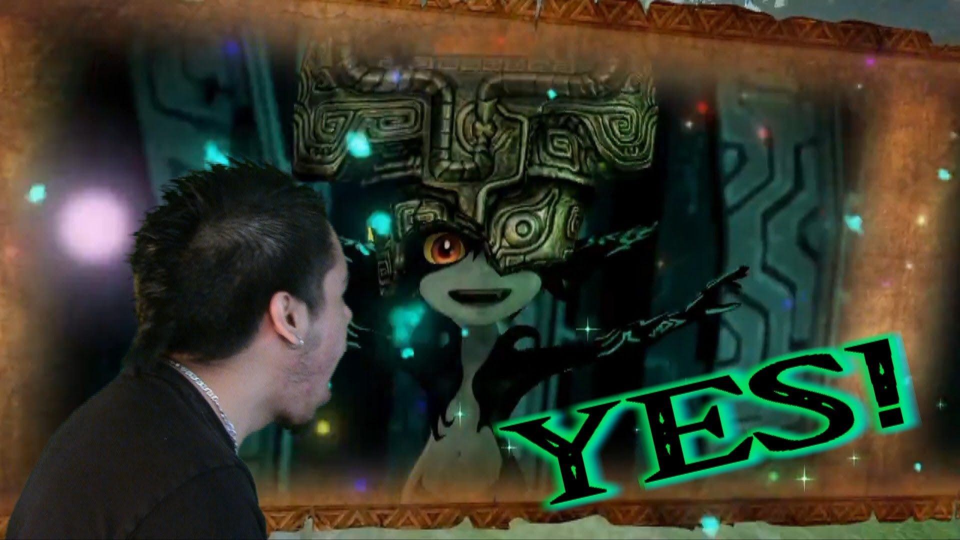 Hyrule Warriors E3 Trailer Discussion – MIDNA IS BACK!