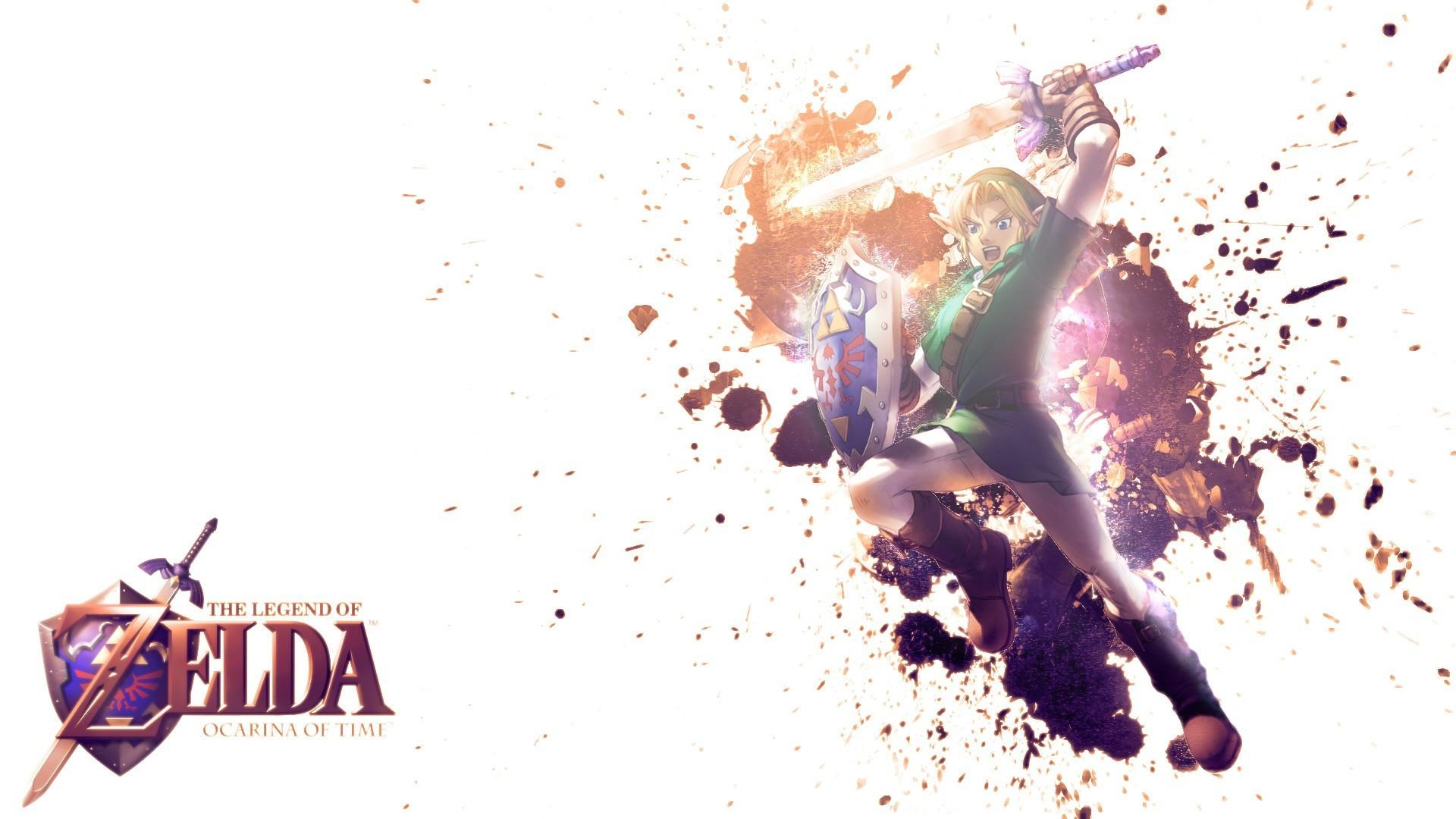 Legend Of Zelda Ocarina Of Time Wallpaper Mobile …