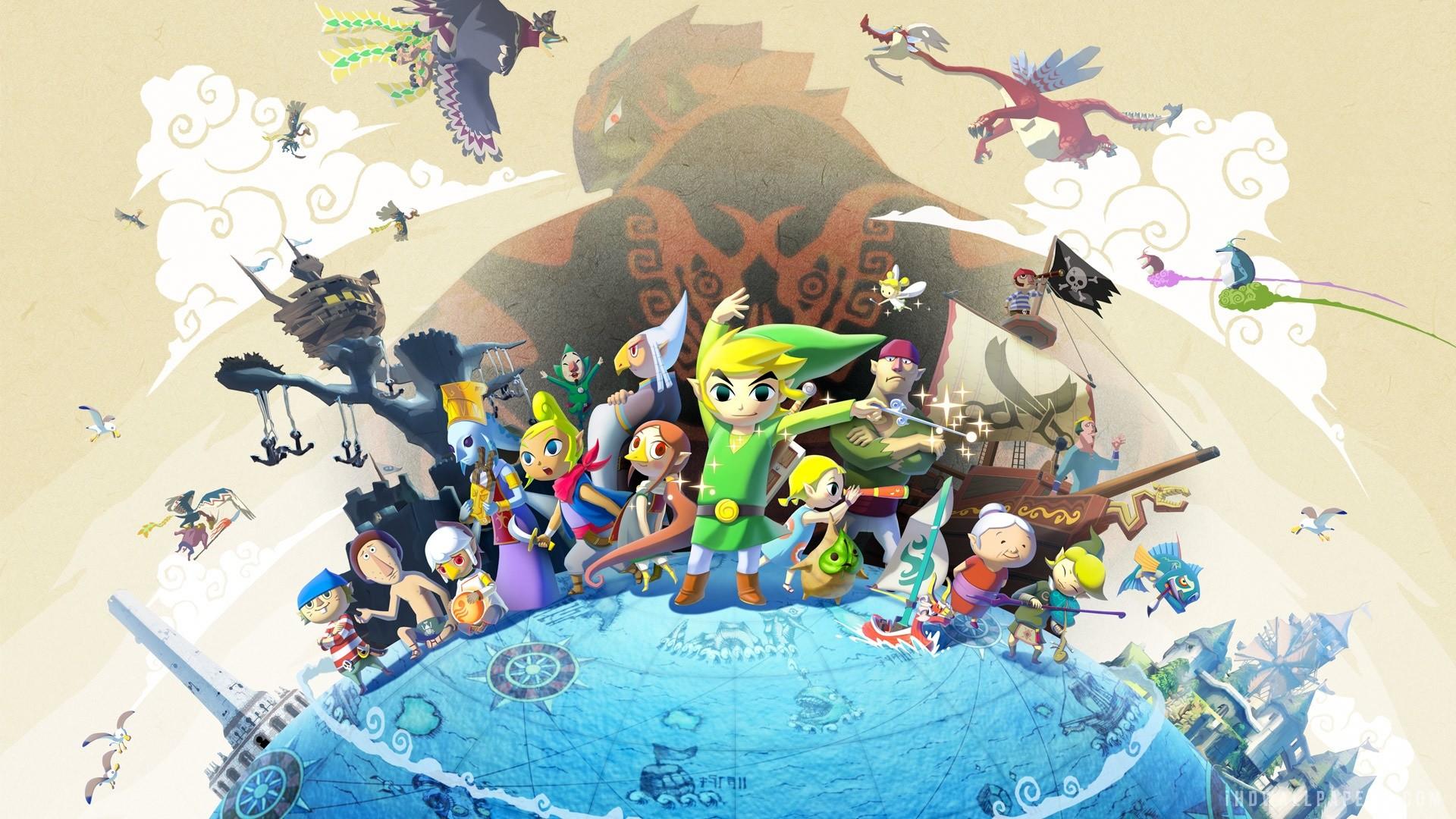 Legend Of Zelda Wallpaper 1080p …