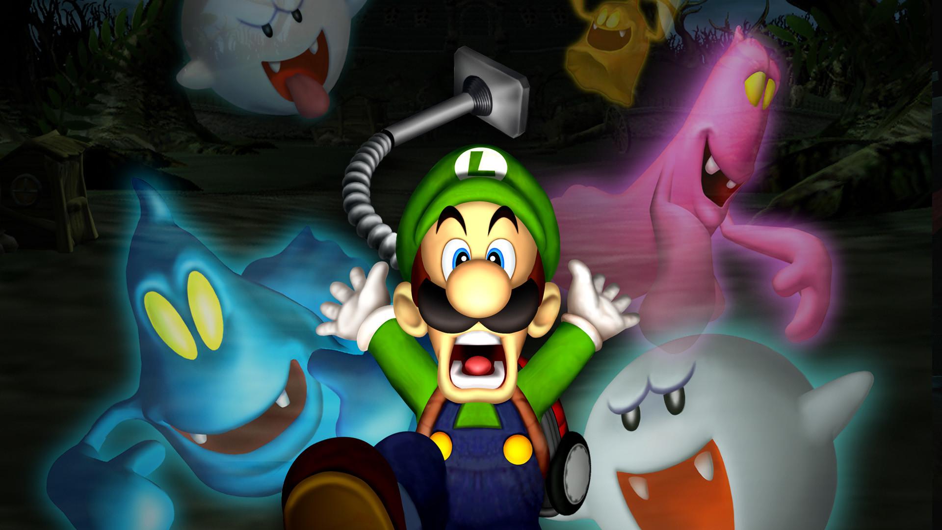 Video Game – Luigi's Mansion Wallpaper