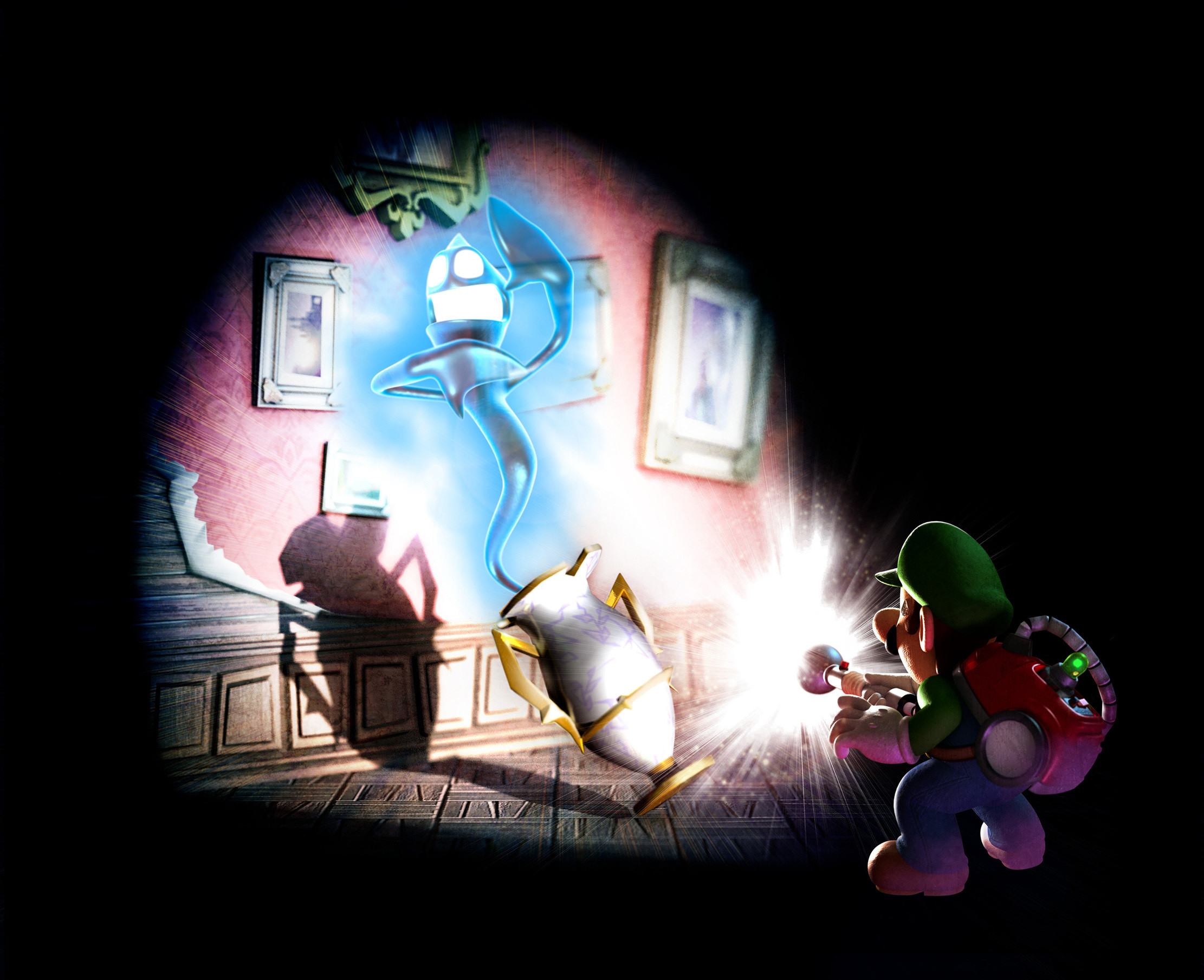 52 Luigis Mansion