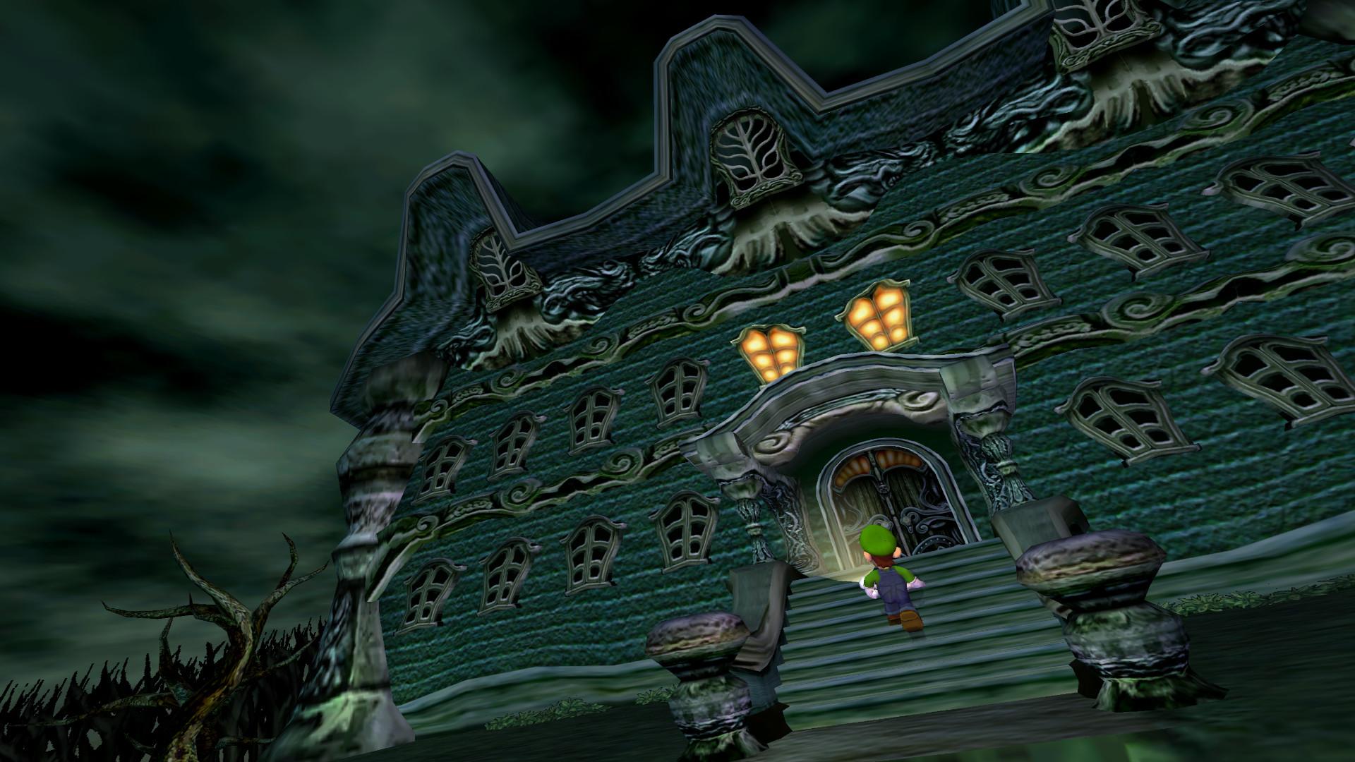 Luigi's Mansion