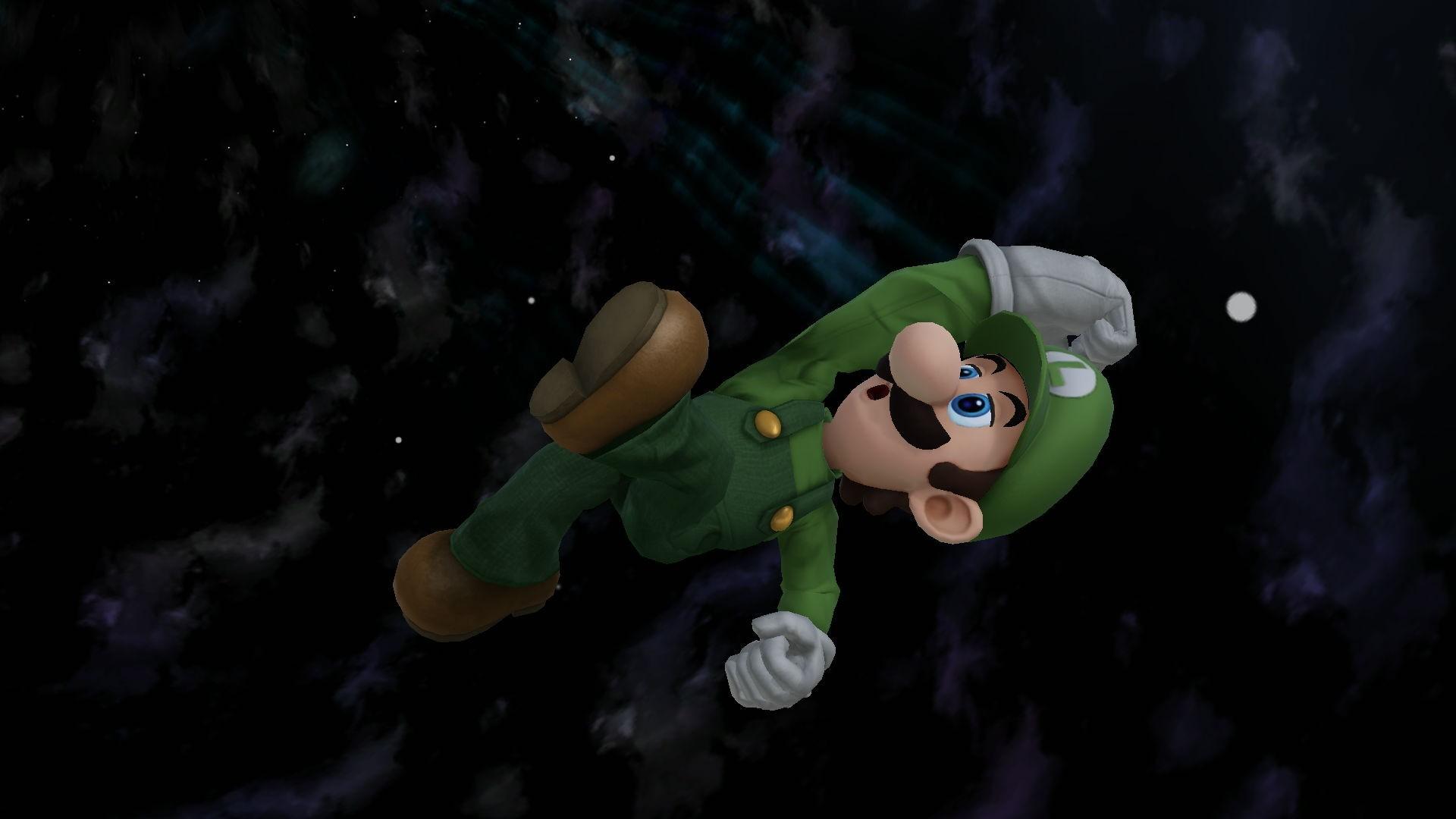 Luigi's Mansion recolors Luigi's Mansion recolors …
