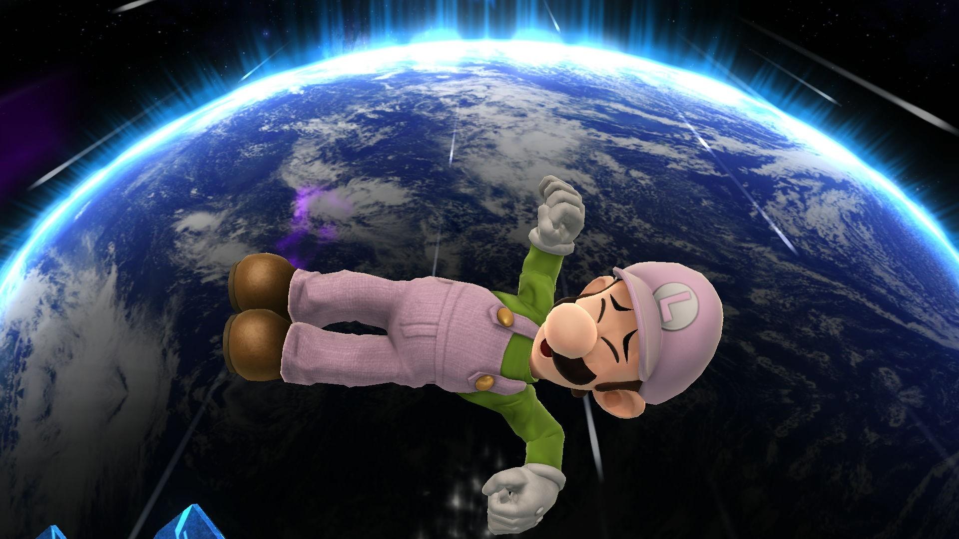 … Luigi's Mansion recolors …