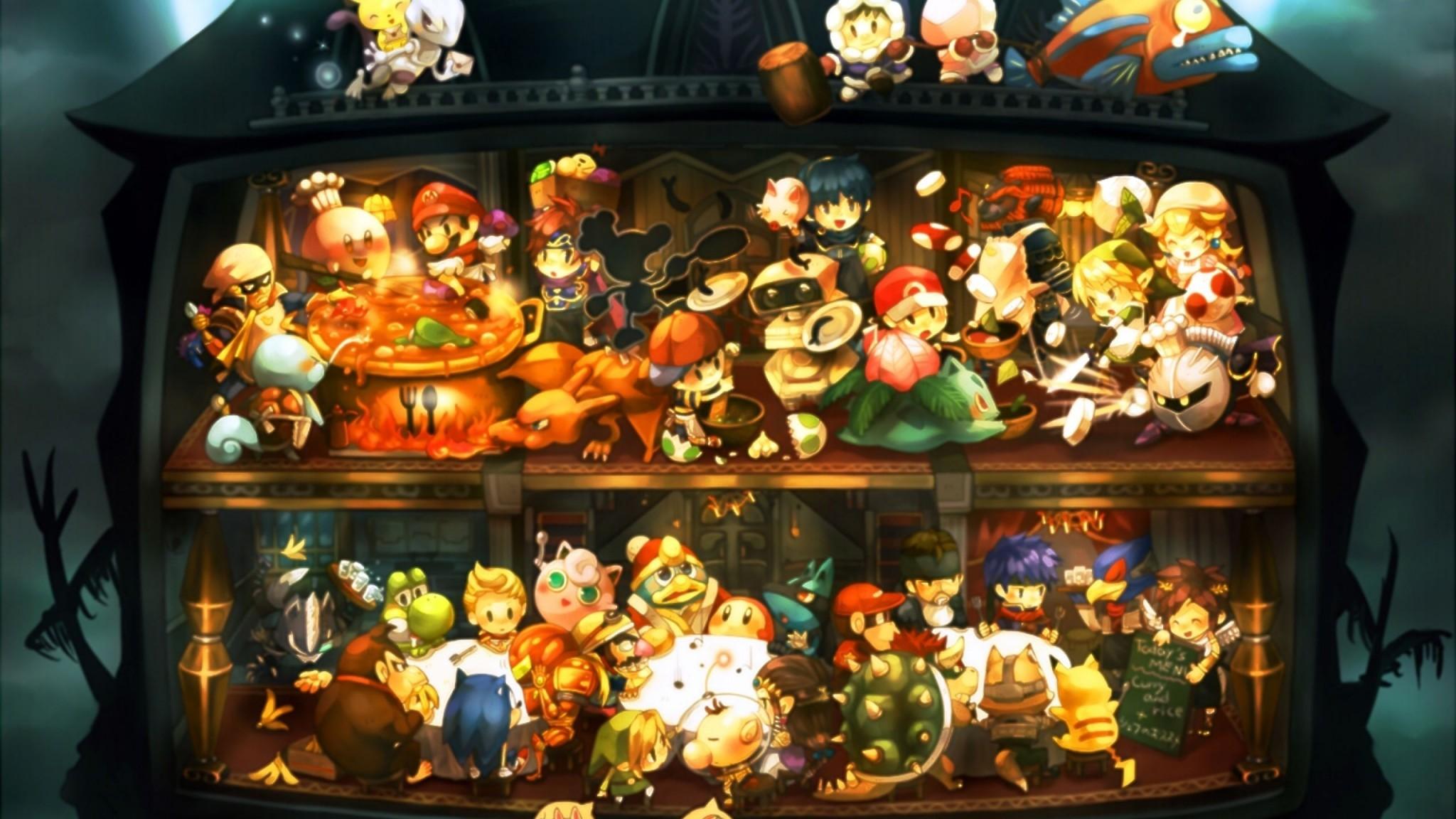 … The Luigi's Mansion Chiiow DWN! by EonMaverick